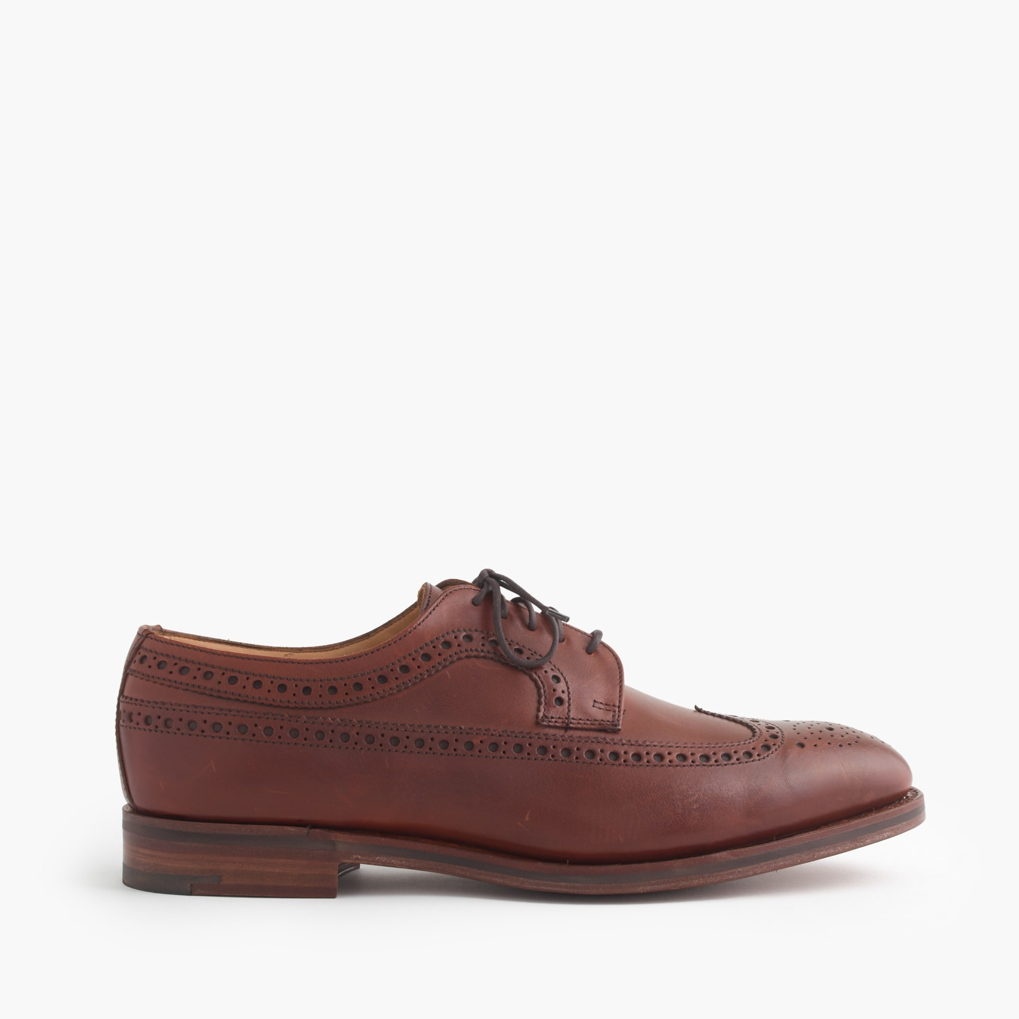 Alfred Sargent™ for J.Crew American brogues men j.crew in good company c