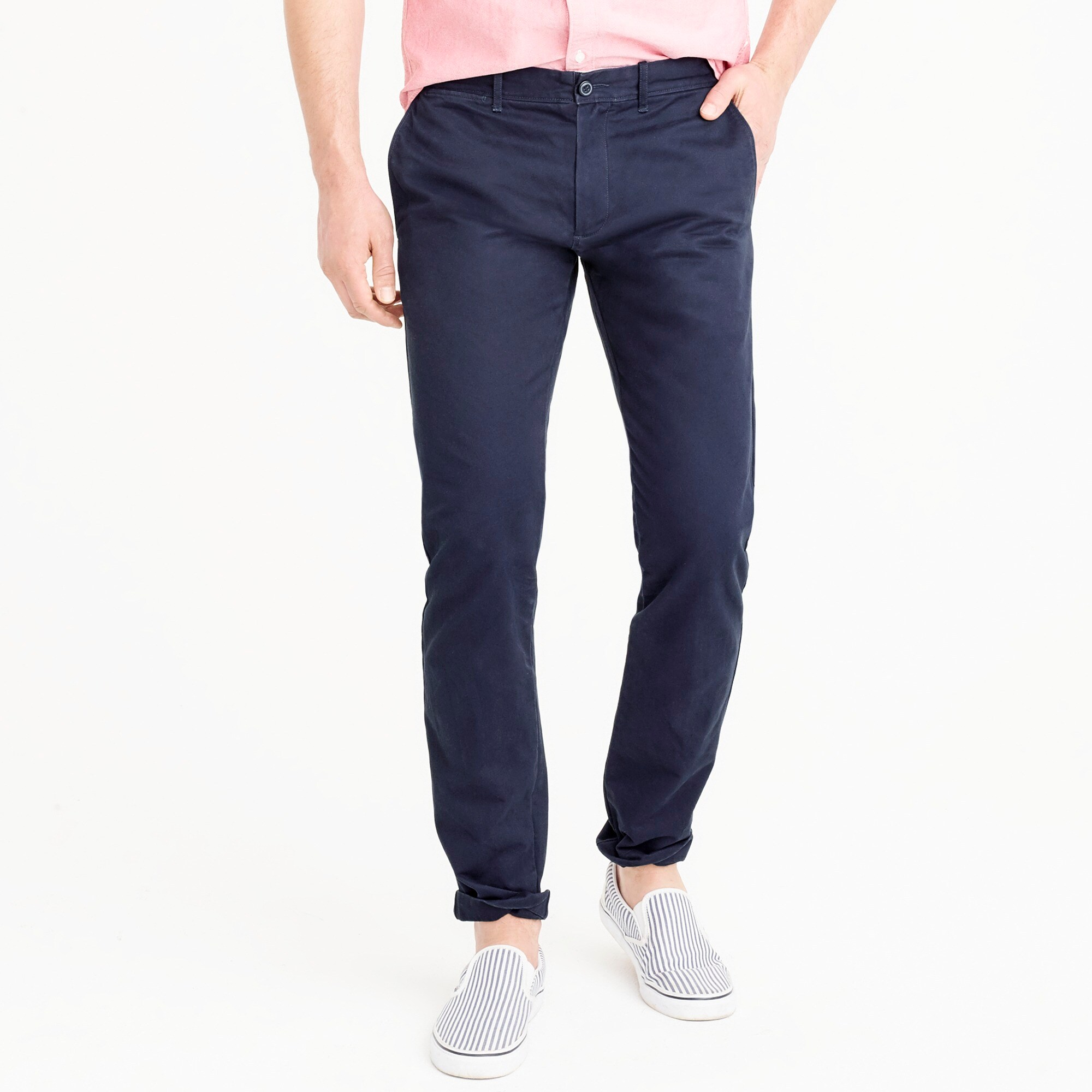 mens 484 Slim-fit pant in Broken-in chino