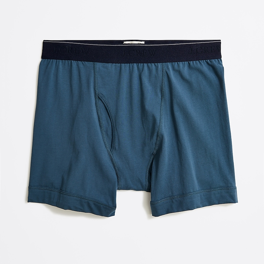 j.crew factory: boxer briefs for men, right side, view zoomed