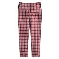 Collection café capri in Moroccan windowpane