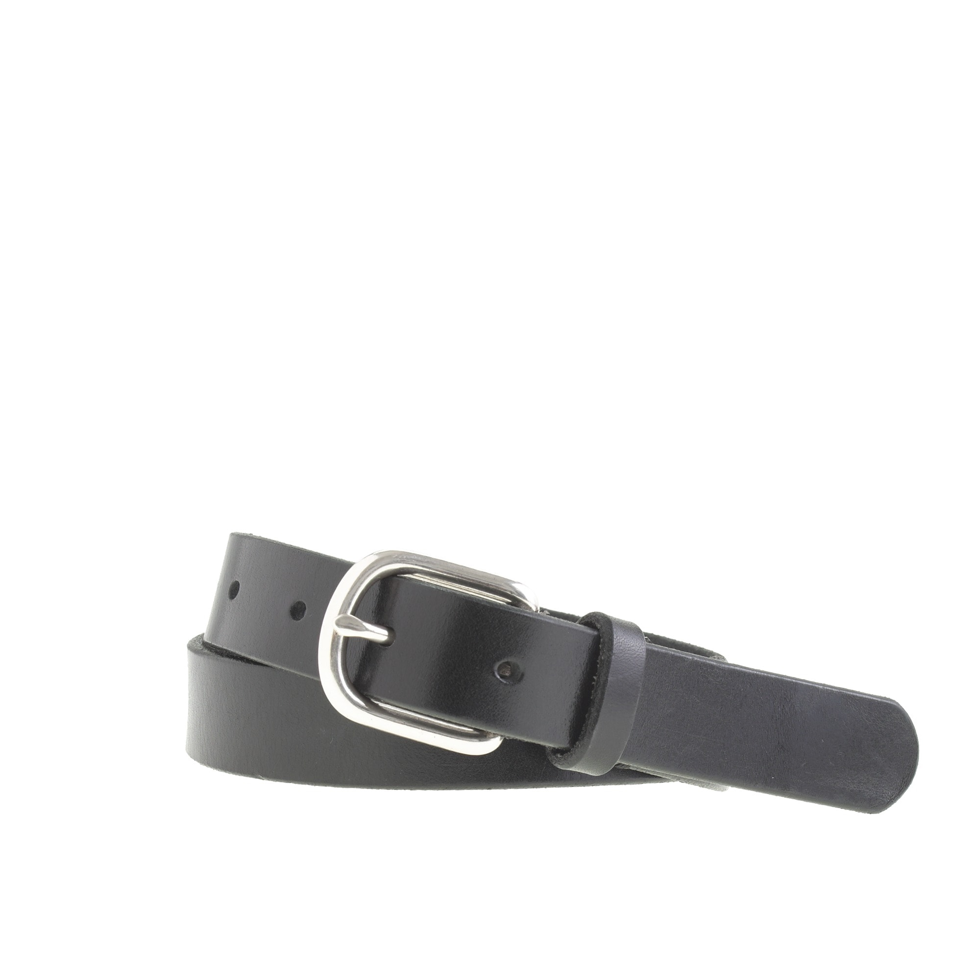Boys' leather belt boy accessories c