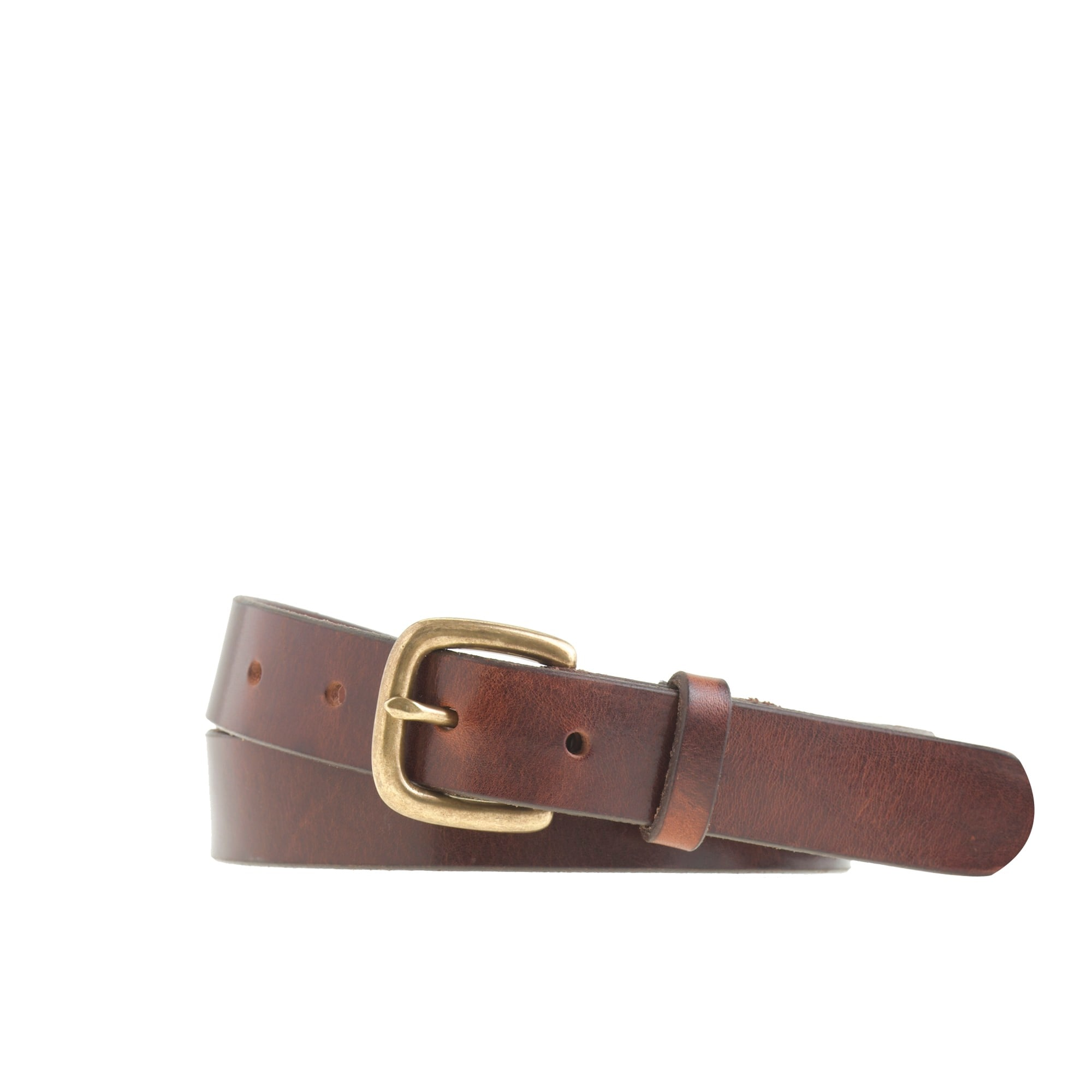 boys Boys' leather belt