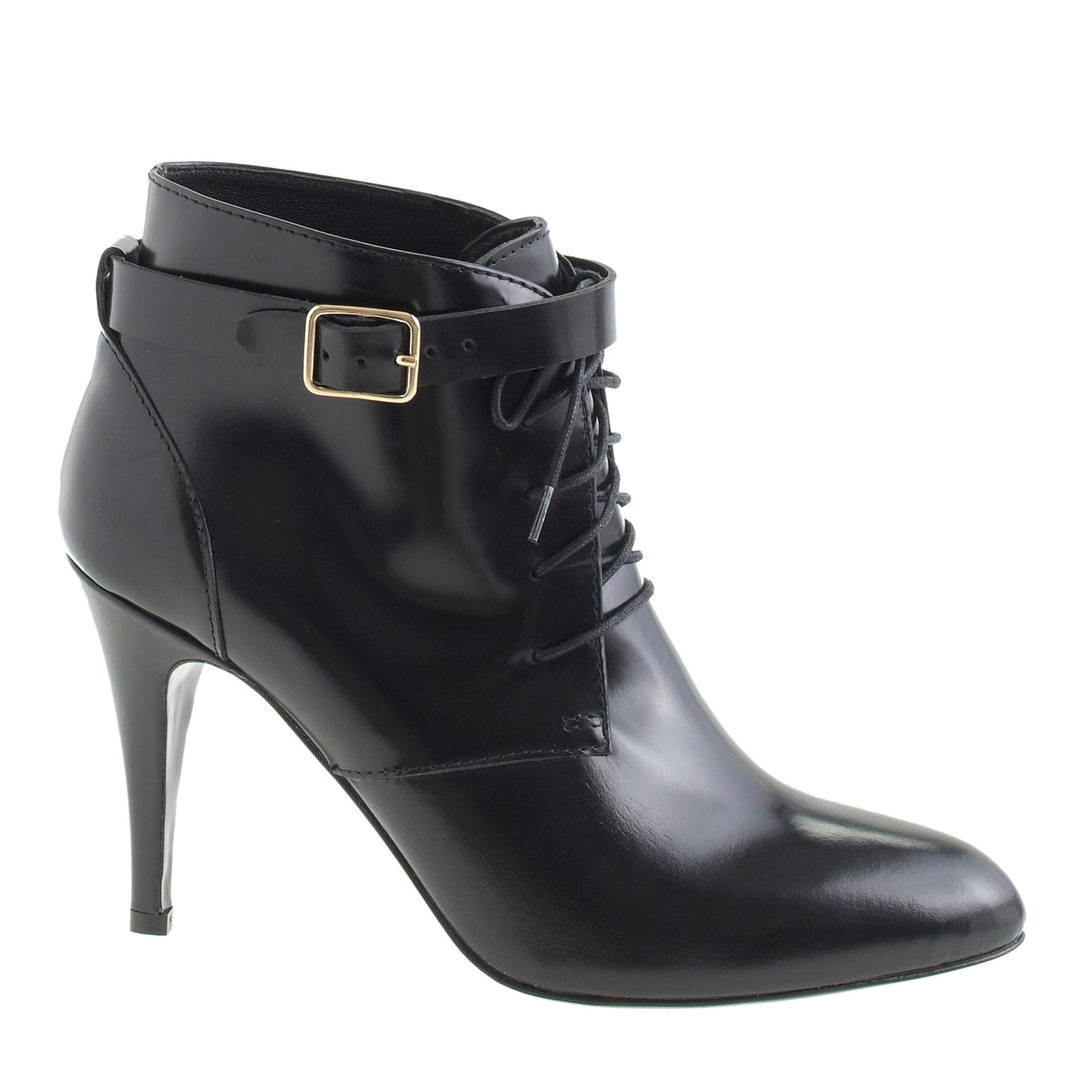 Collection high-heel booties
