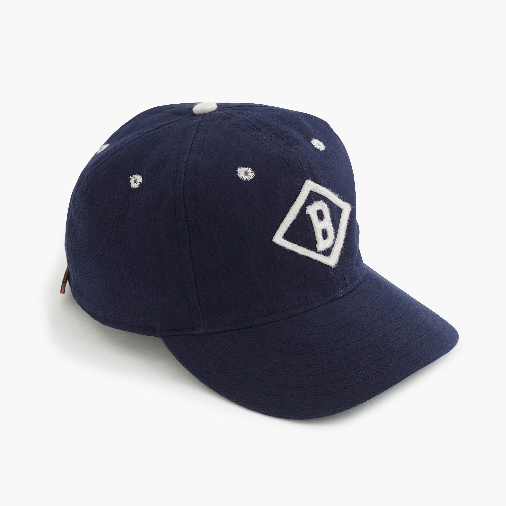 Ebbets Field Flannels® for J.Crew Bismarck Churchills ball cap men j.crew in good company c