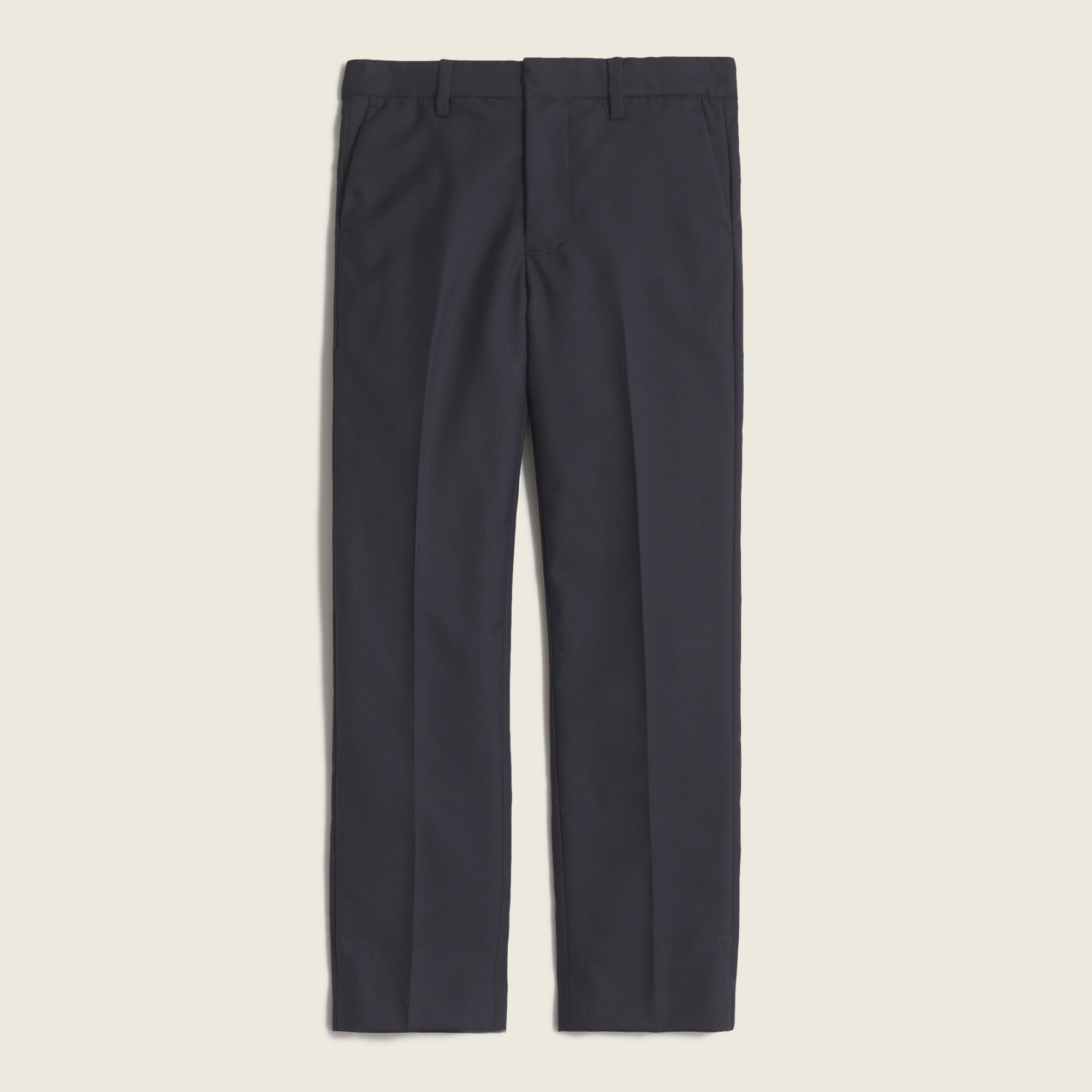Boys' slim Ludlow suit pant in Italian wool boy pants c
