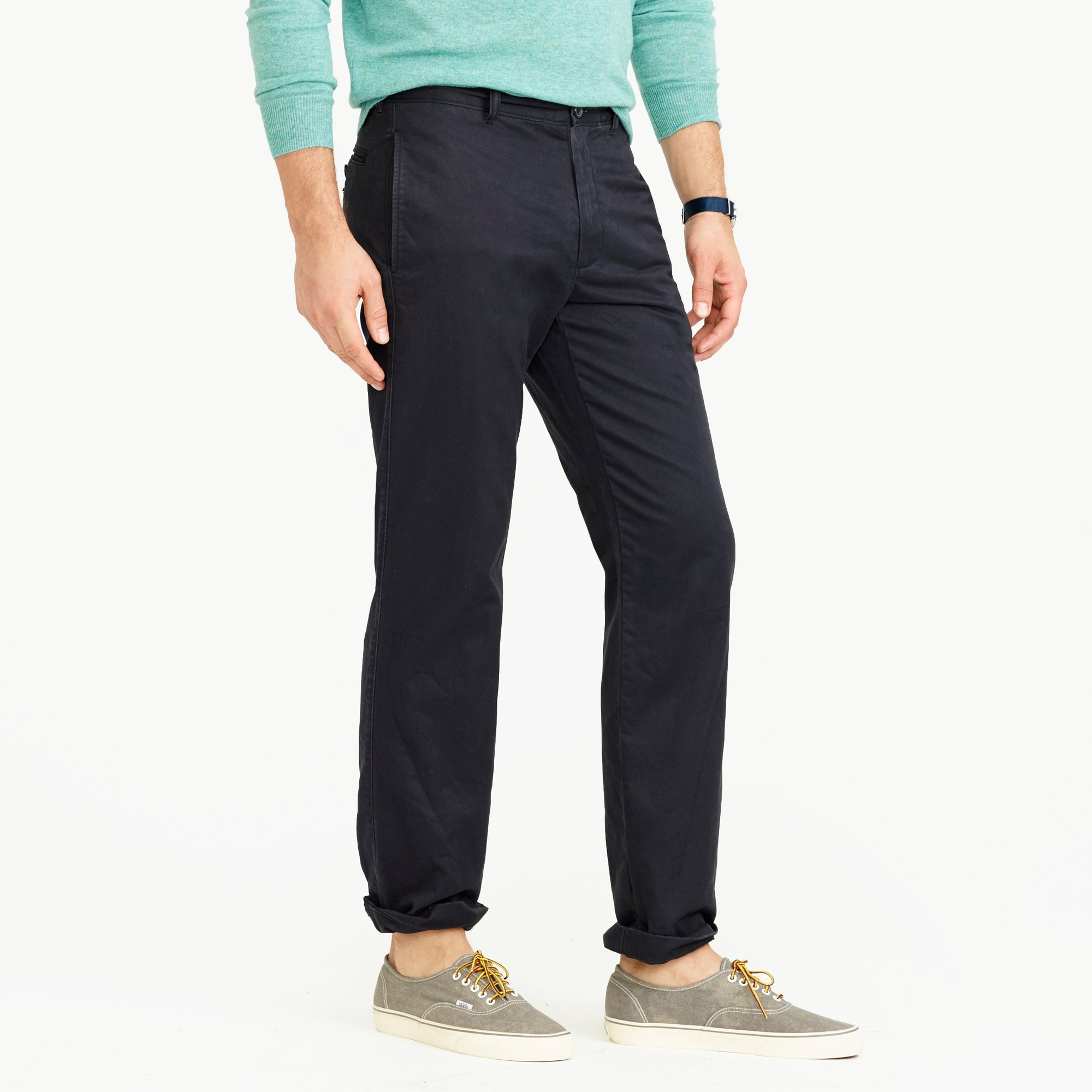 Image 2 for Broken-in chino pant in 1040 athletic fit