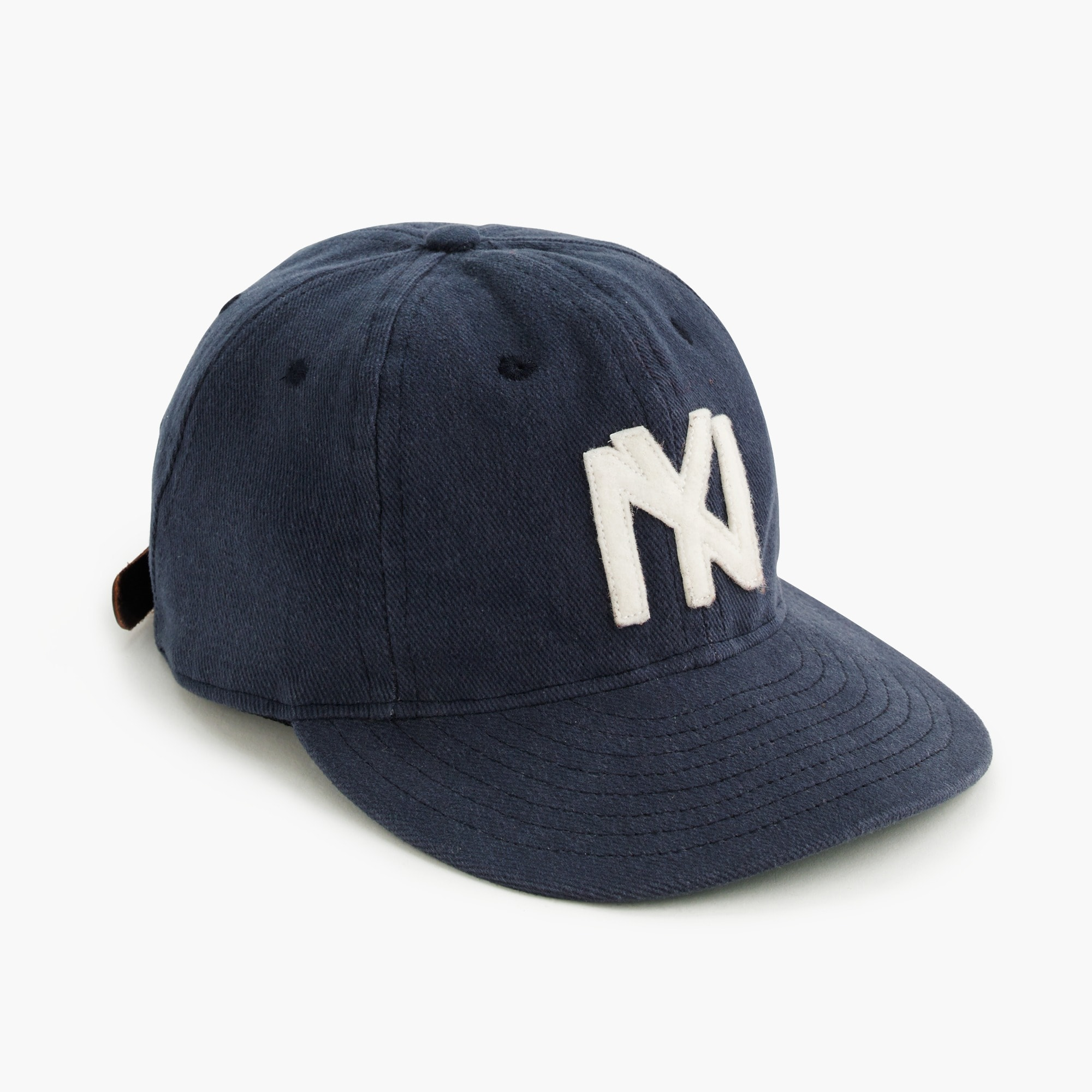 Ebbets Field Flannels® for J.Crew Brooklyn Eagles ball cap men accessories c