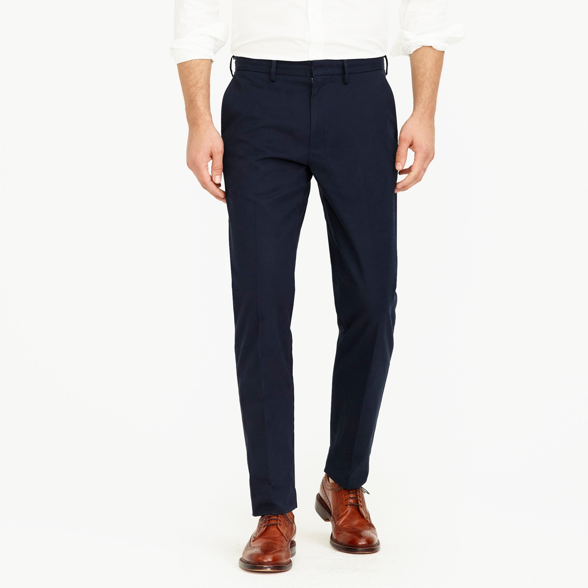 men's ludlow classic-fit pant in cotton twill - men's pants