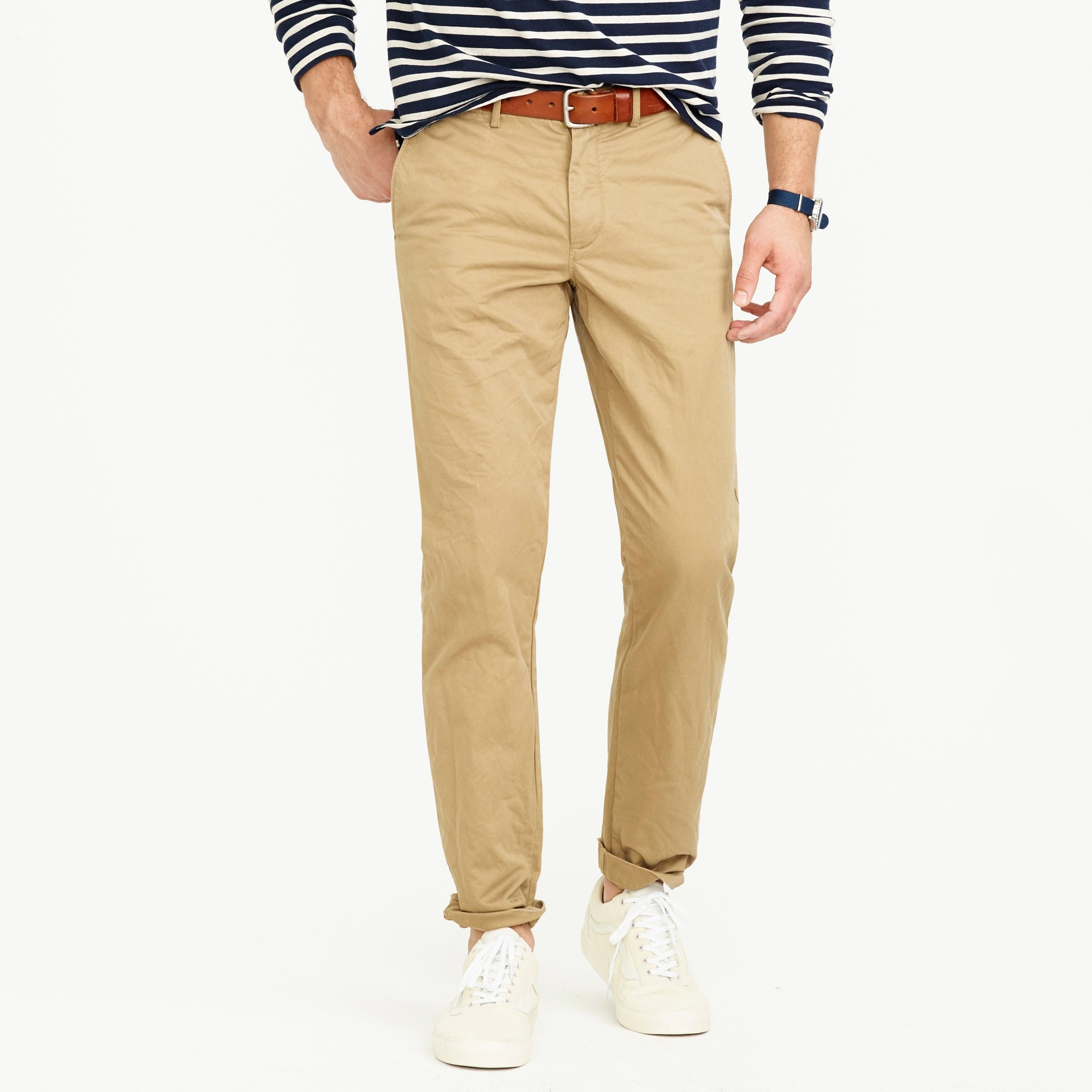 mens 770 Straight-fit pant in Broken-in chino