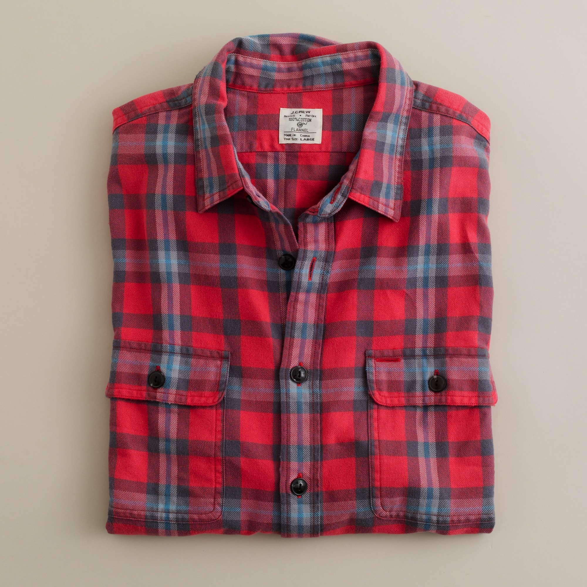Image 2 for Vintage flannel shirt in Craigmont plaid