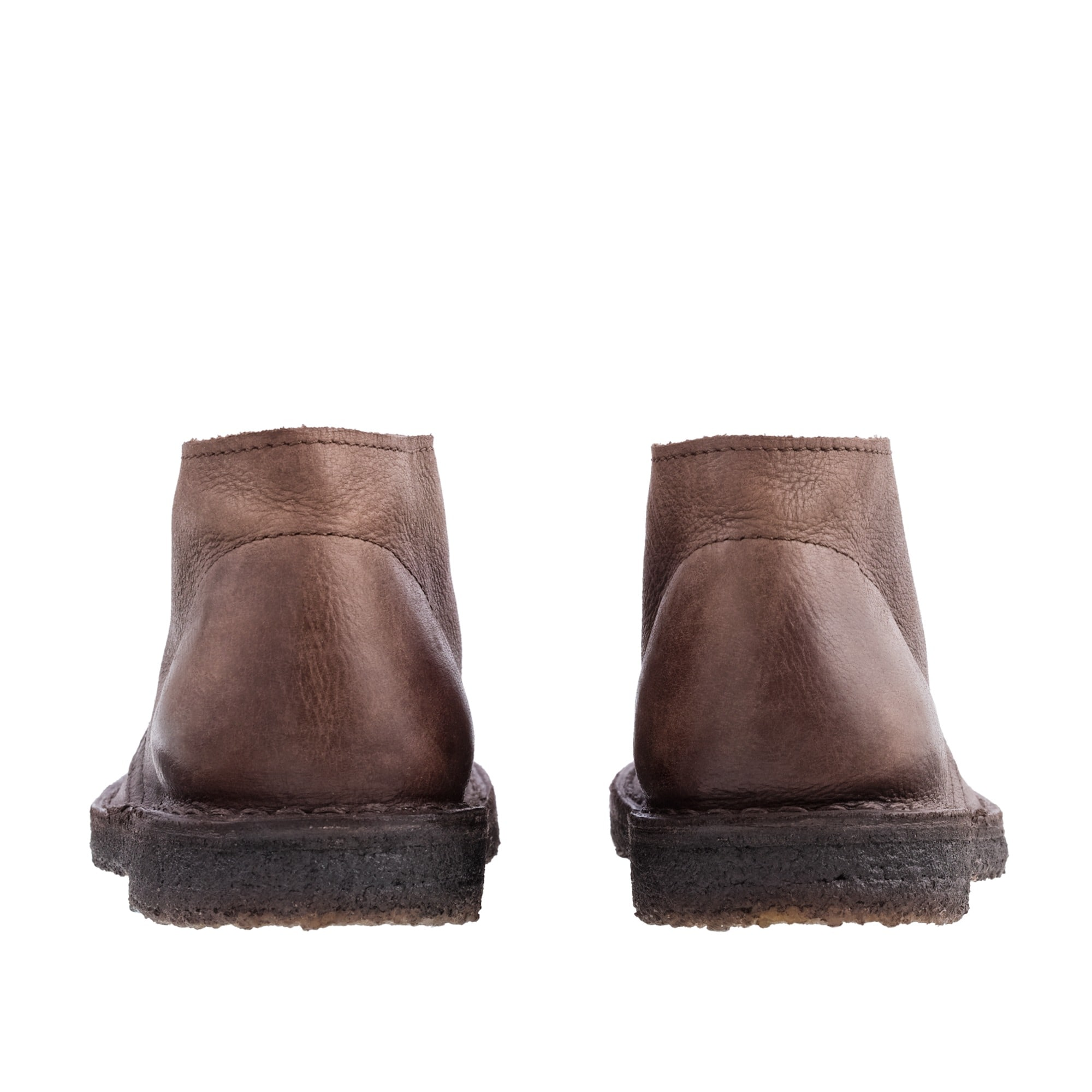 Kids' oiled-leather MacAlister boots