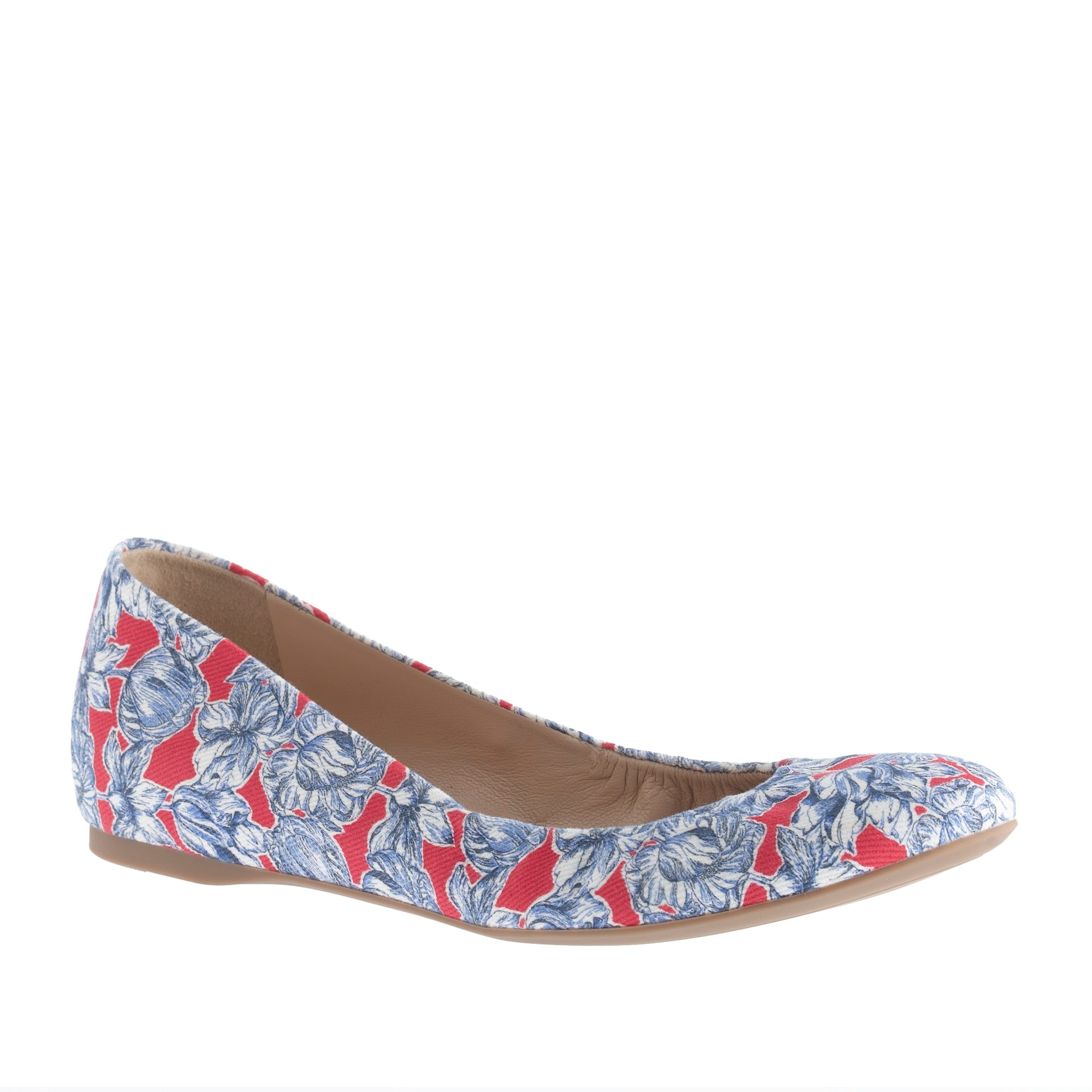 Collection Cece Liberty floral ballet flats