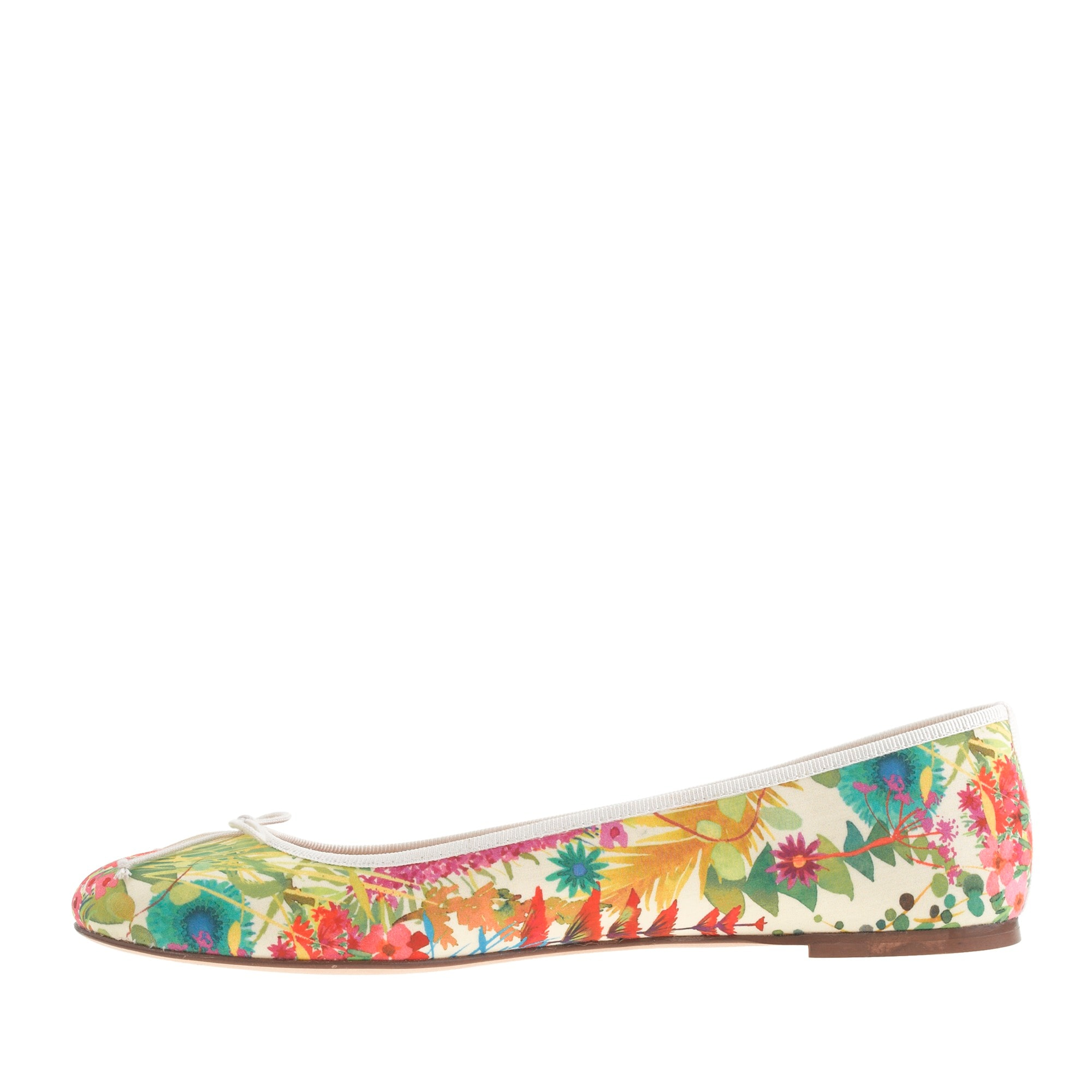 Image 2 for Collection classic Liberty floral ballet flats