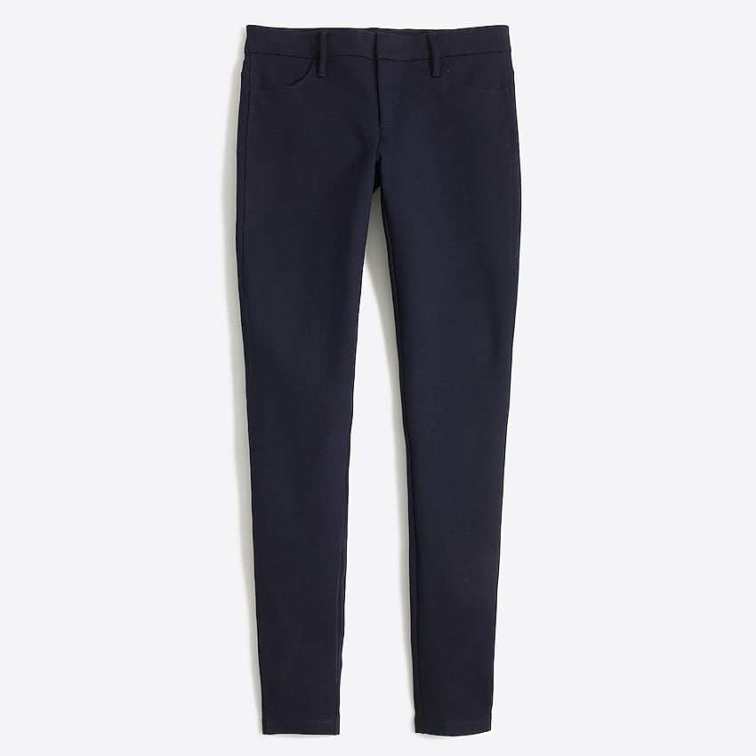 j.crew factory: gigi pant with pockets for women, right side, view zoomed