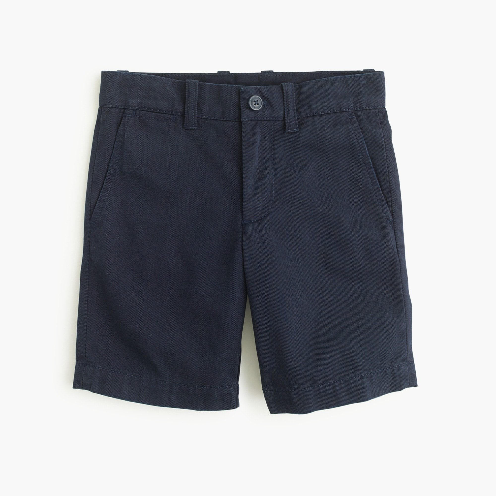 Boys' Stanton short in garment-dyed chino boy shorts c