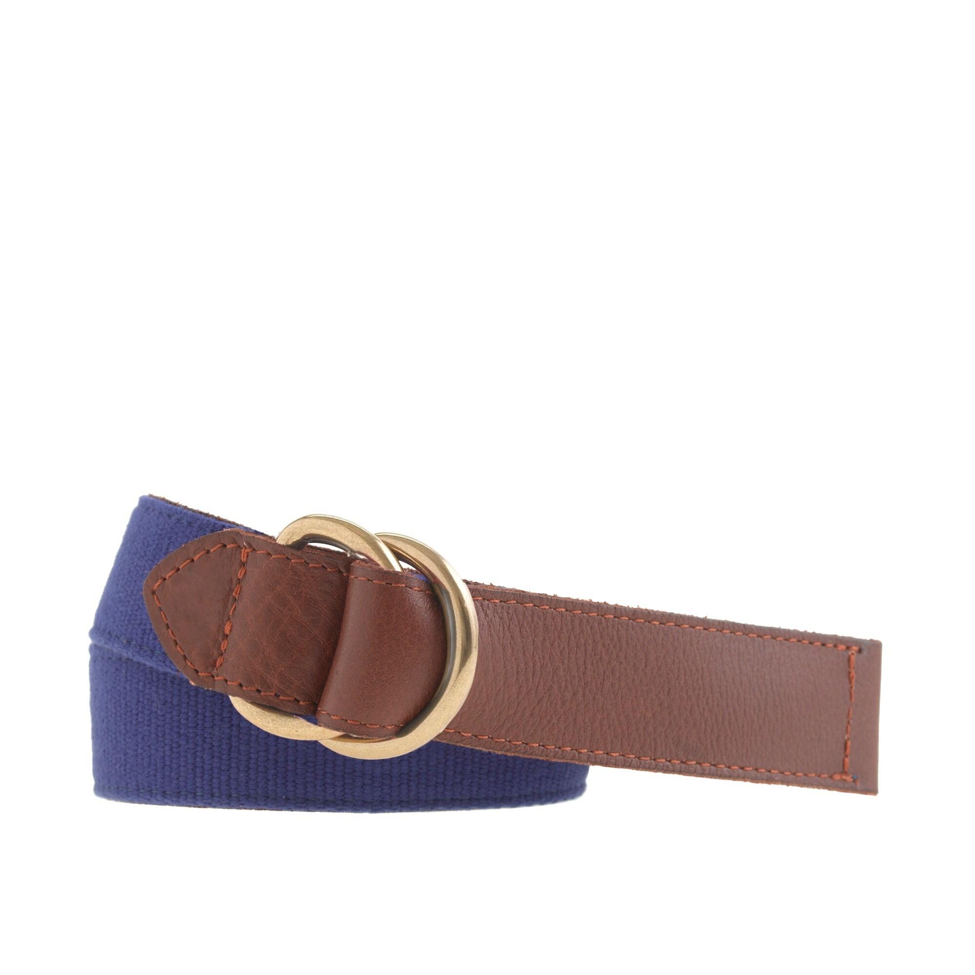boys' reversible belt :