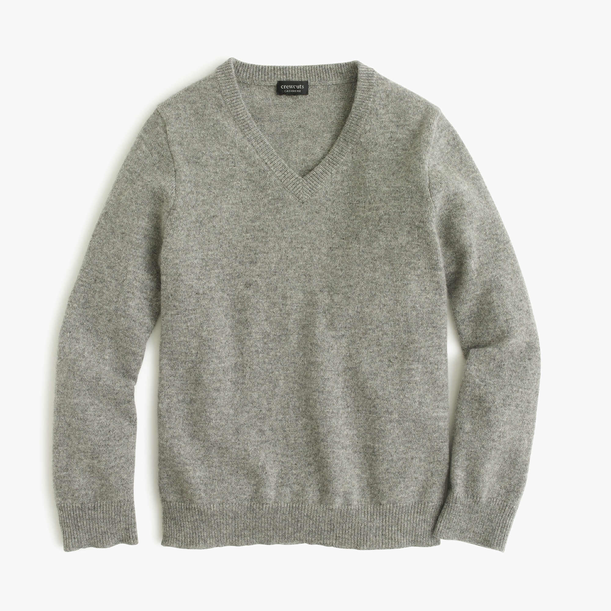 boys' cashmere v-neck sweater - boys' tops