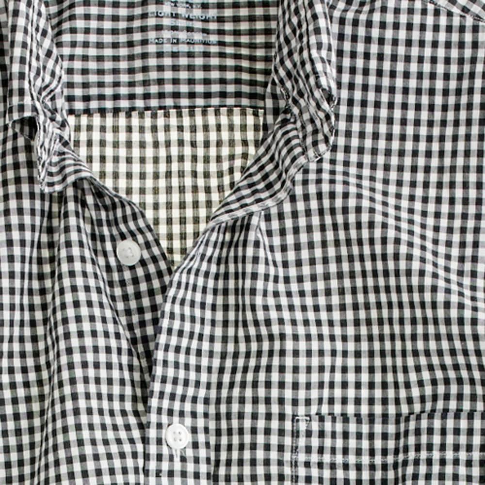 secret wash lightweight shirt in fell gingham :