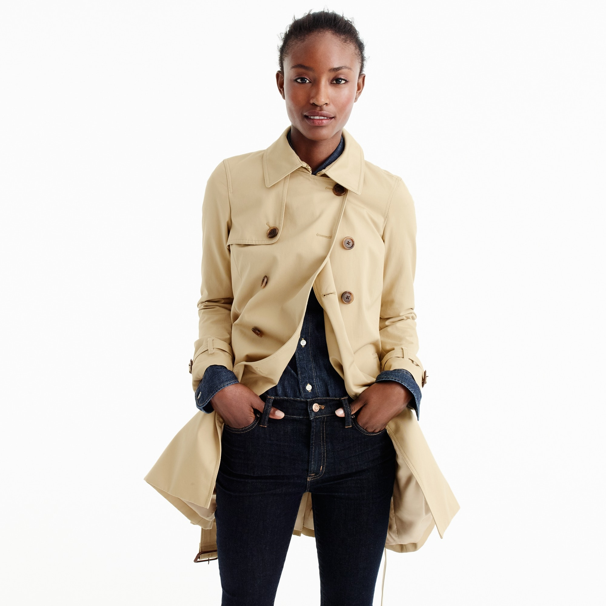 Image 3 for Icon trench coat