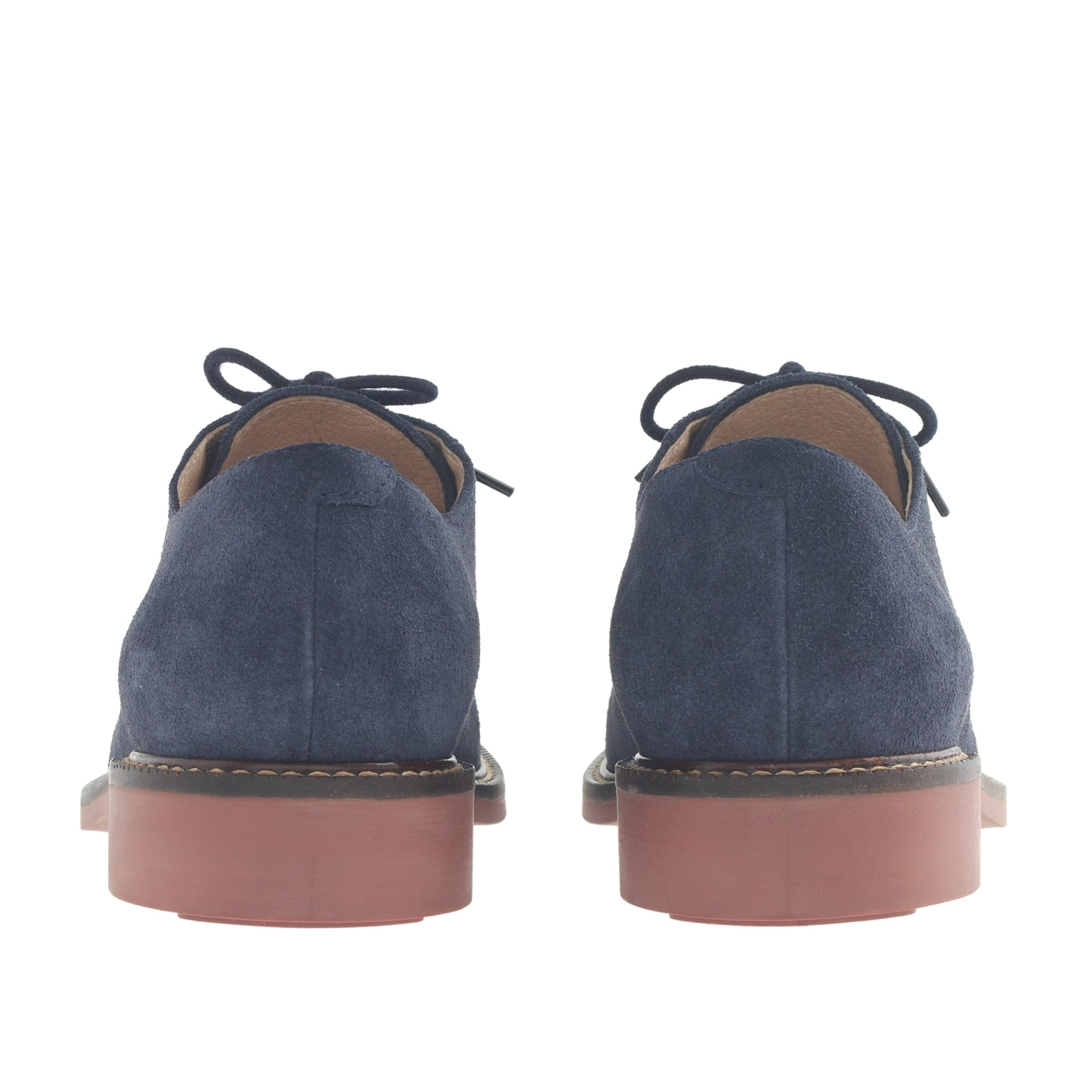 Image 3 for Kids' suede buck with contrast sole