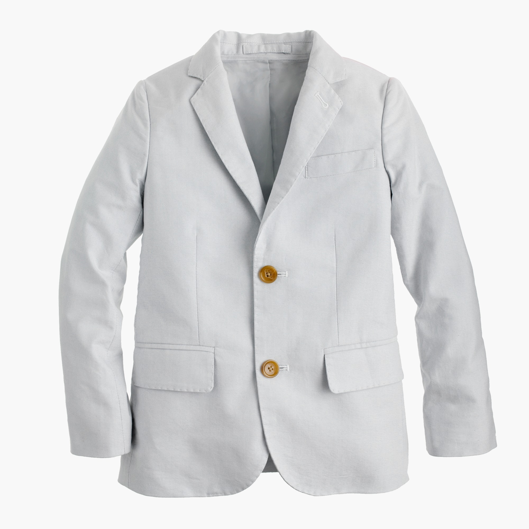 Image 3 for Boys' Ludlow suit jacket in oxford cloth