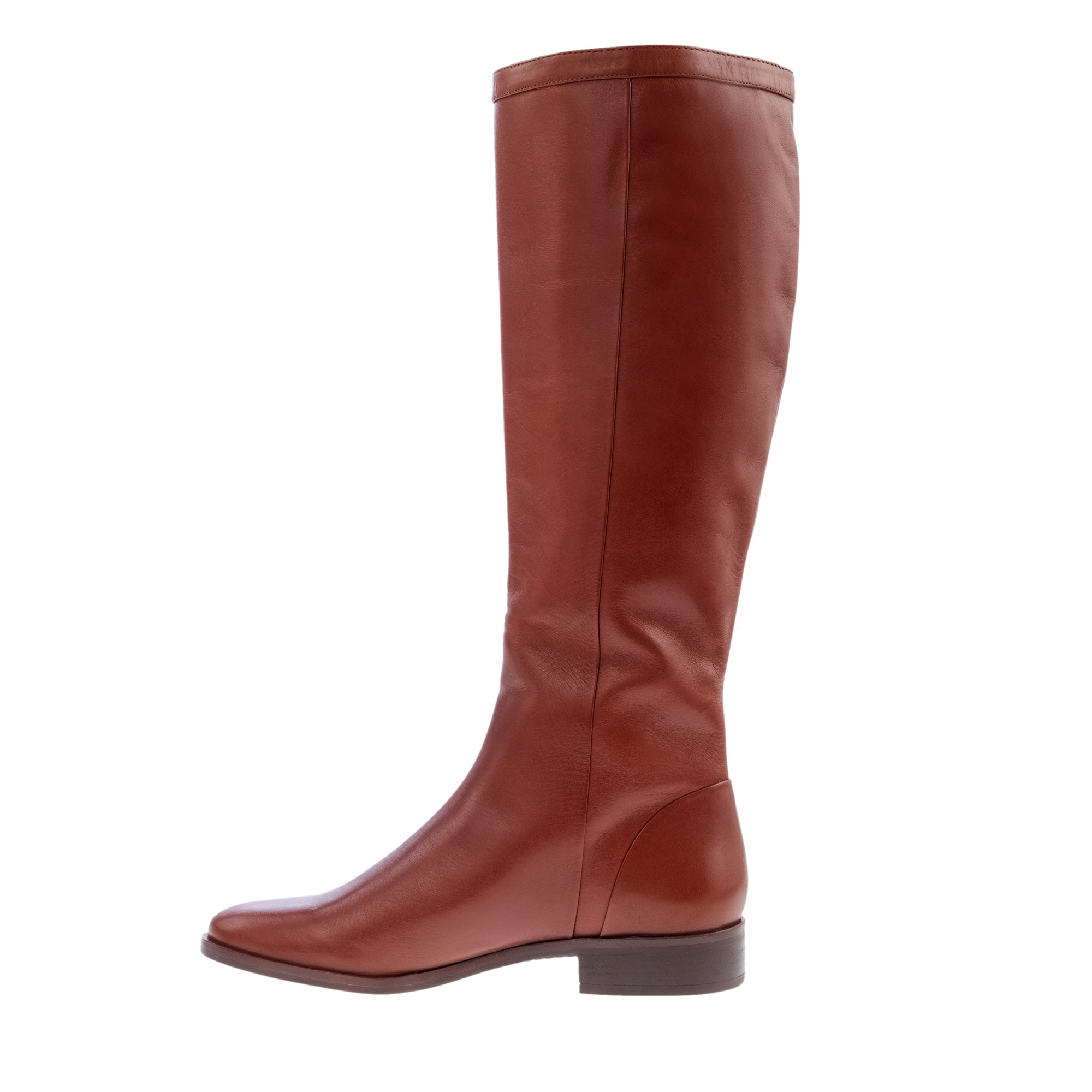 Harper leather boots