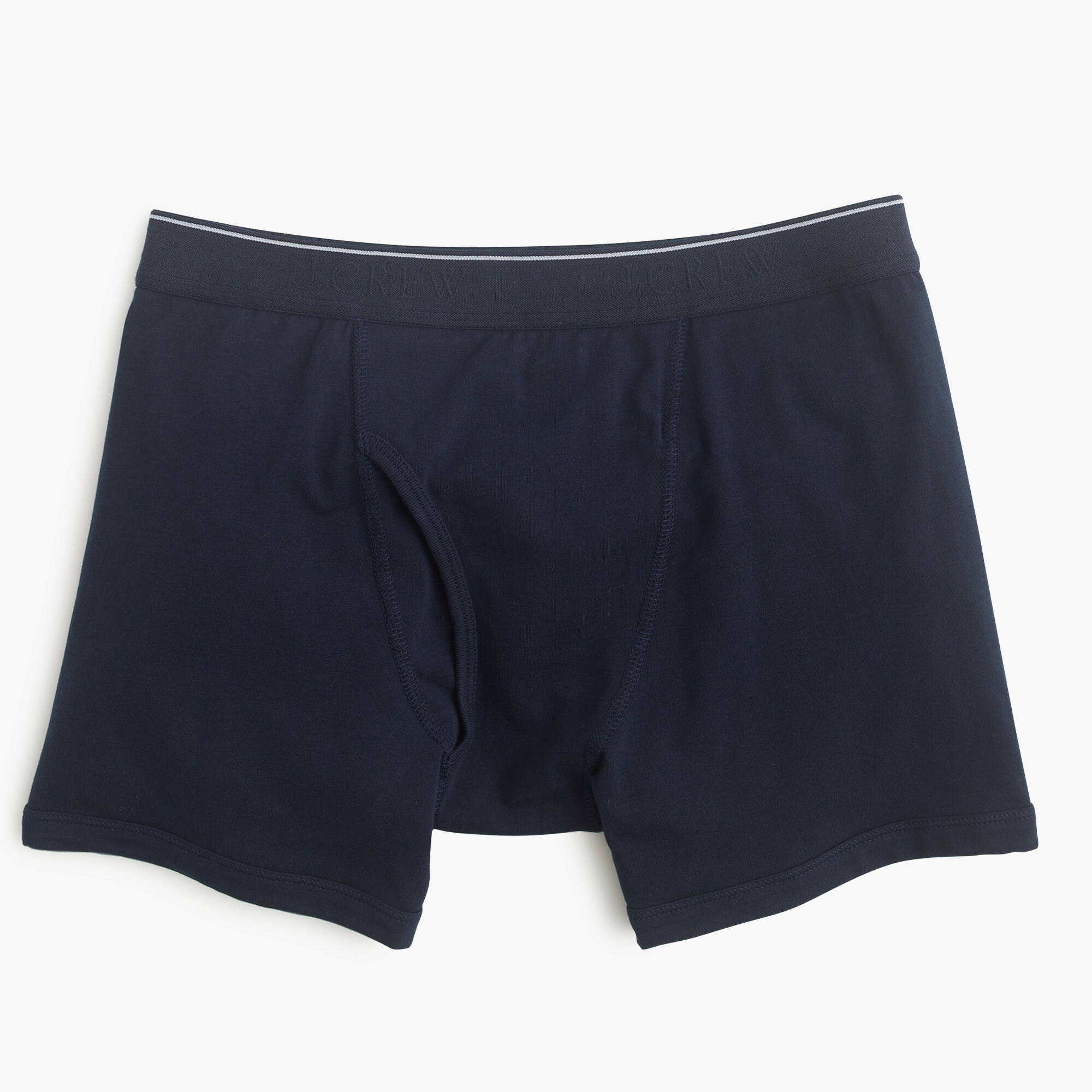 men's knit boxer briefs - men's lounge