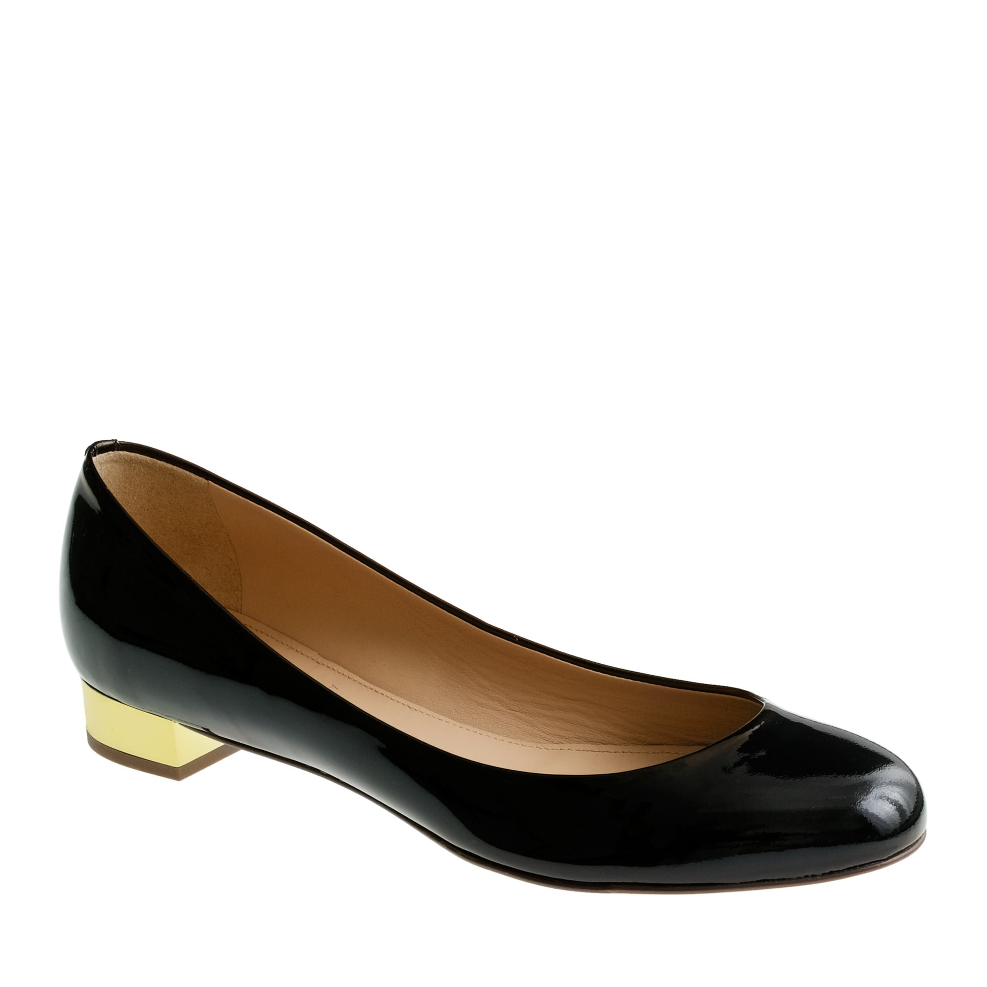 janey patent flats : women flats