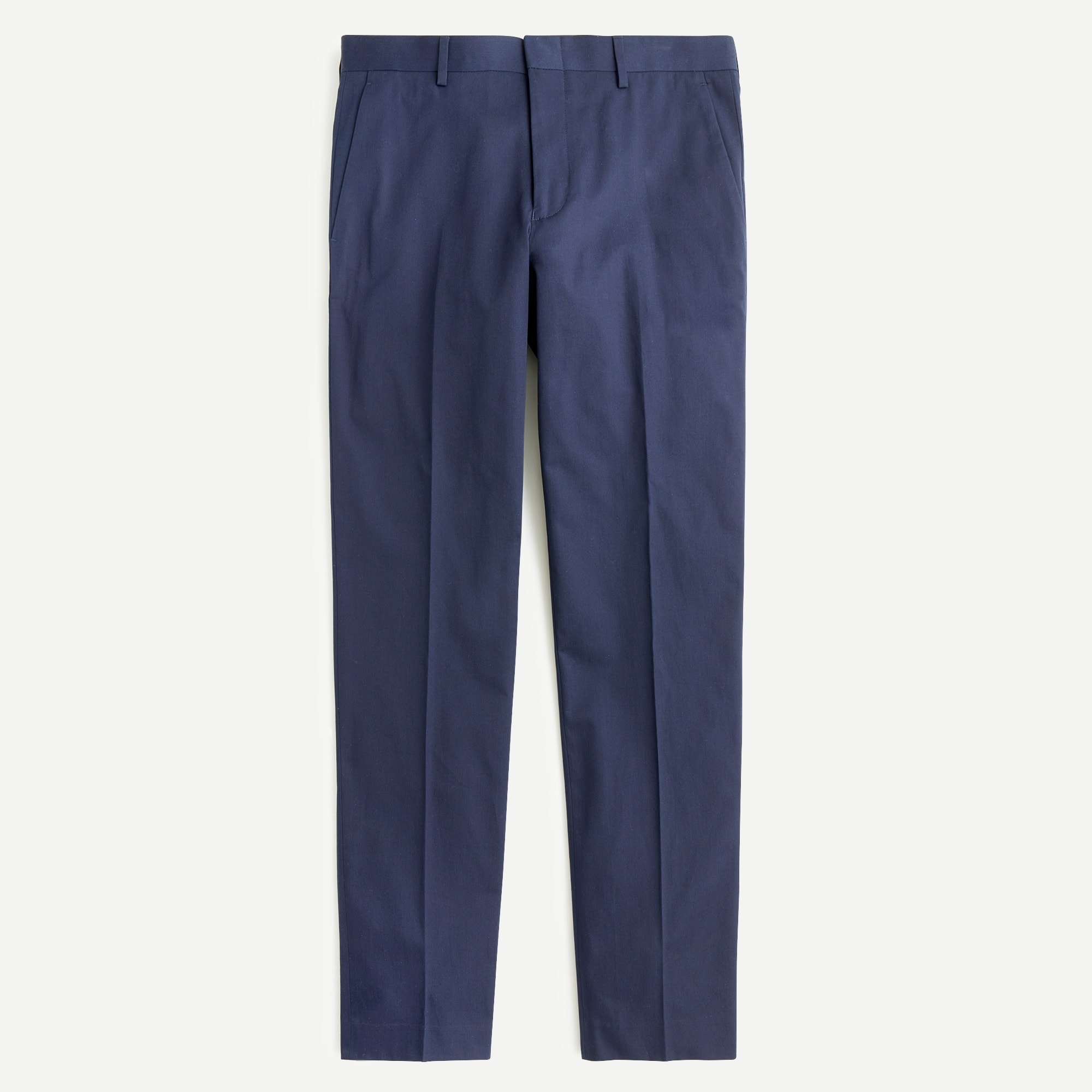 mens Ludlow suit pant in Italian chino