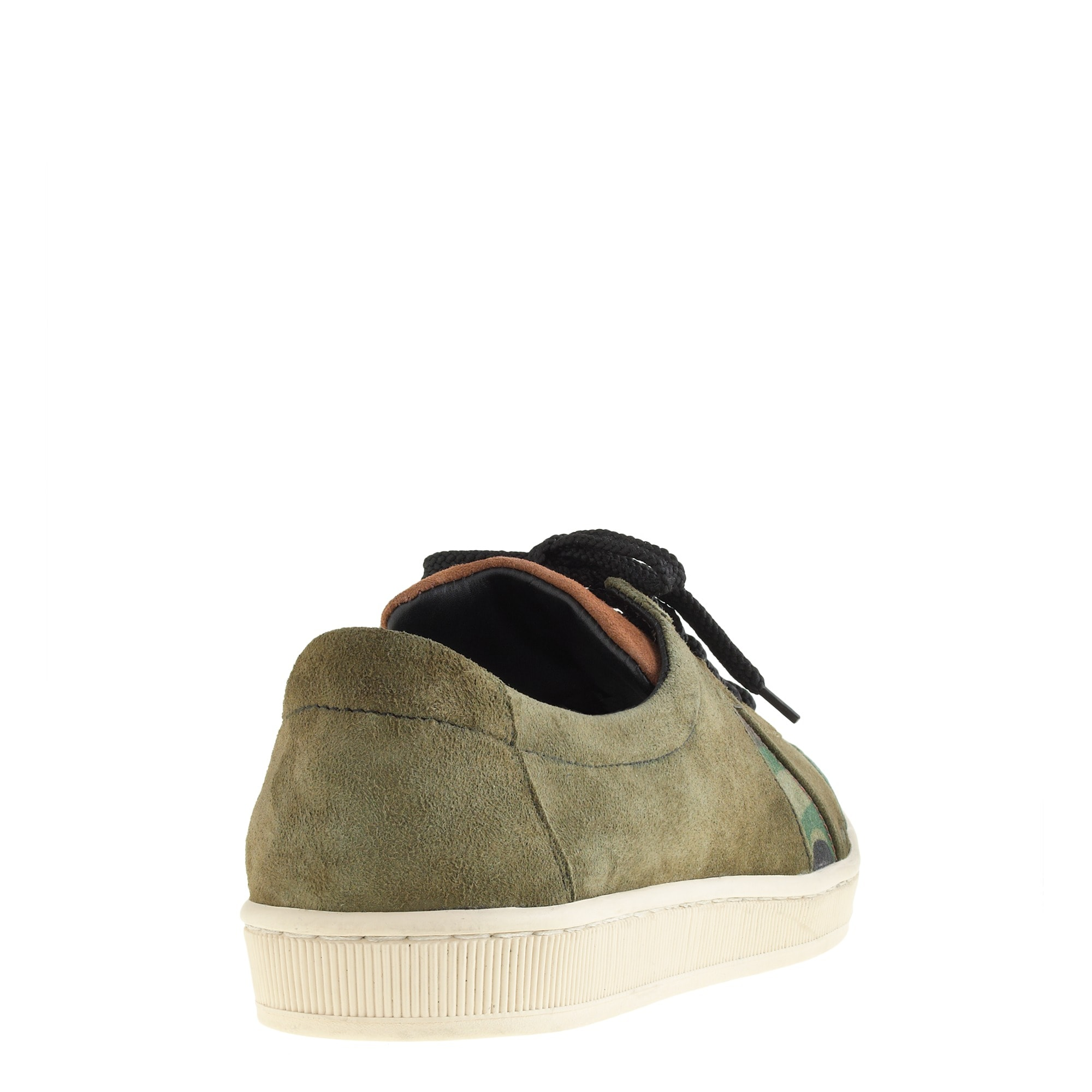 Men's Sawa™ for J.Crew Dr. Bess sneakers in camo suede