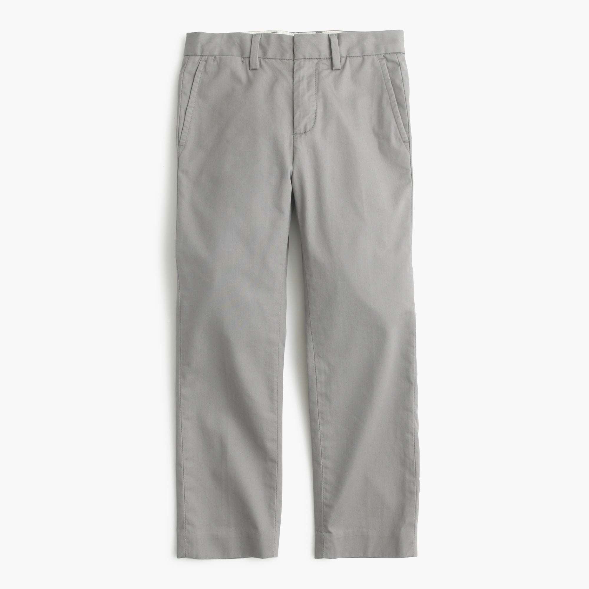 Image 1 for Boys' lightweight chino pant in slim fit