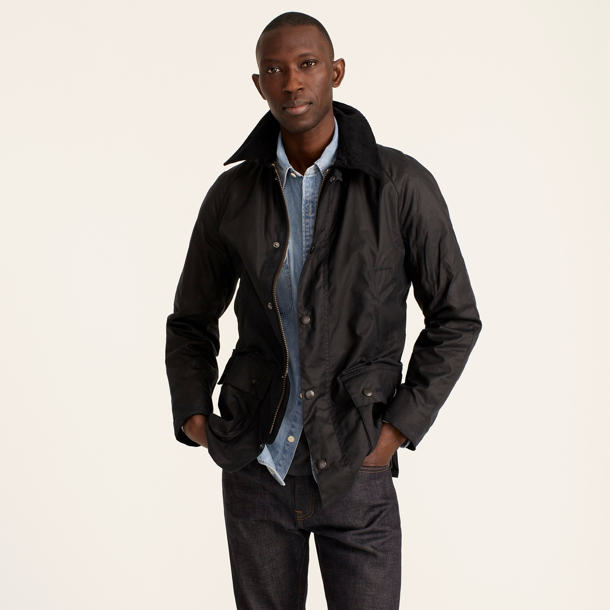 mens Barbour® Sylkoil Ashby jacket