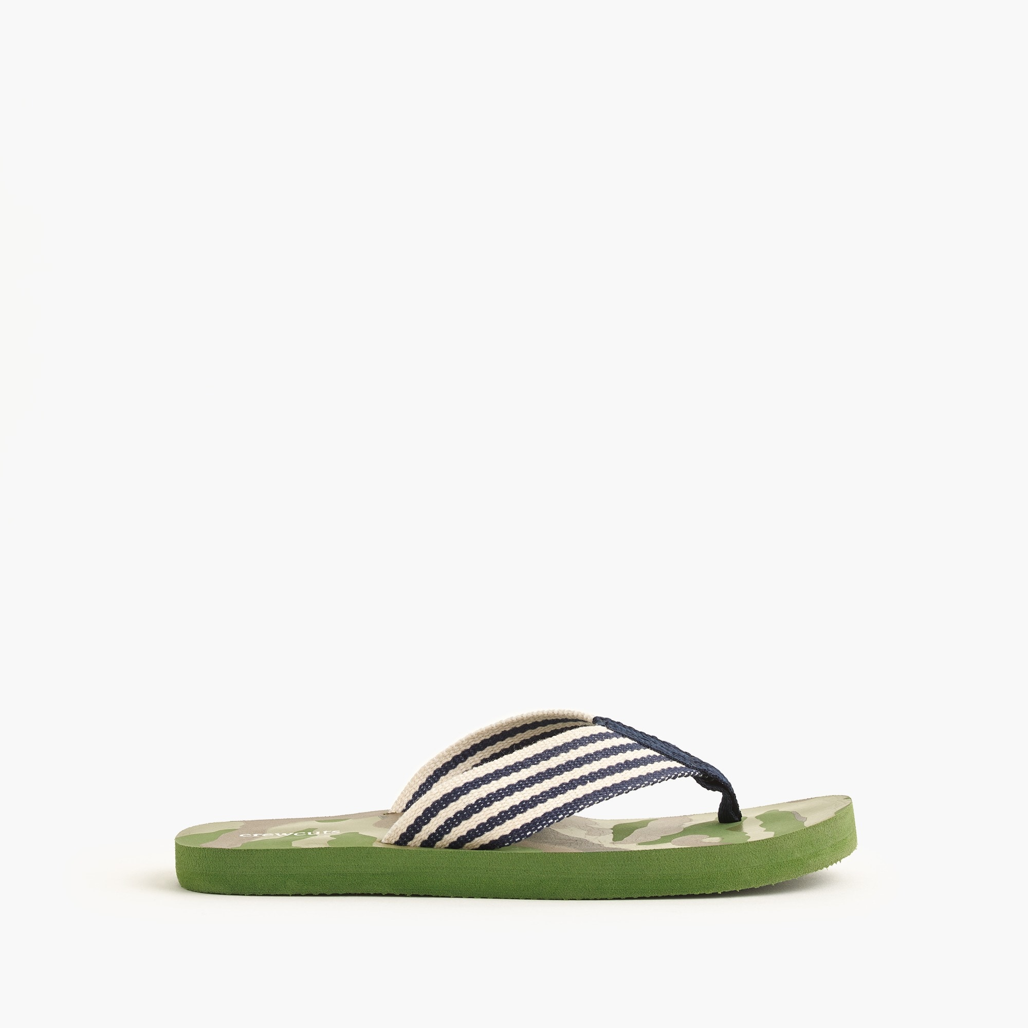 Image 2 for Boys' flip-flops in camo