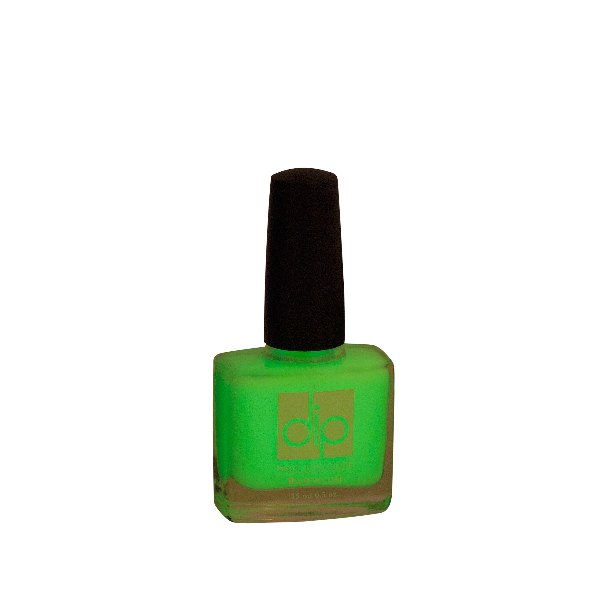 Dip™ nail lacquer for crewcuts glow-in-the-dark topcoat