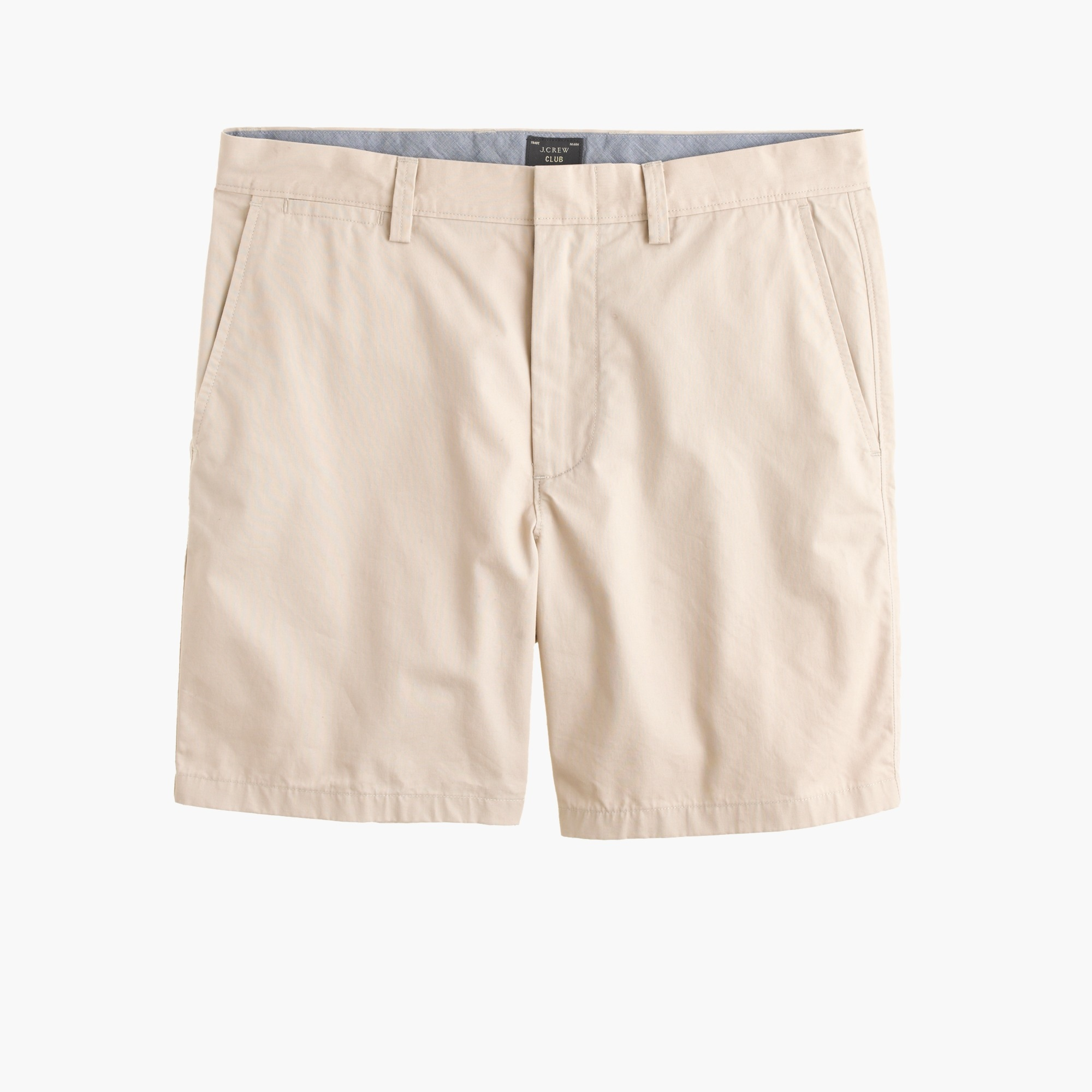 "7"" short in lightweight chino"