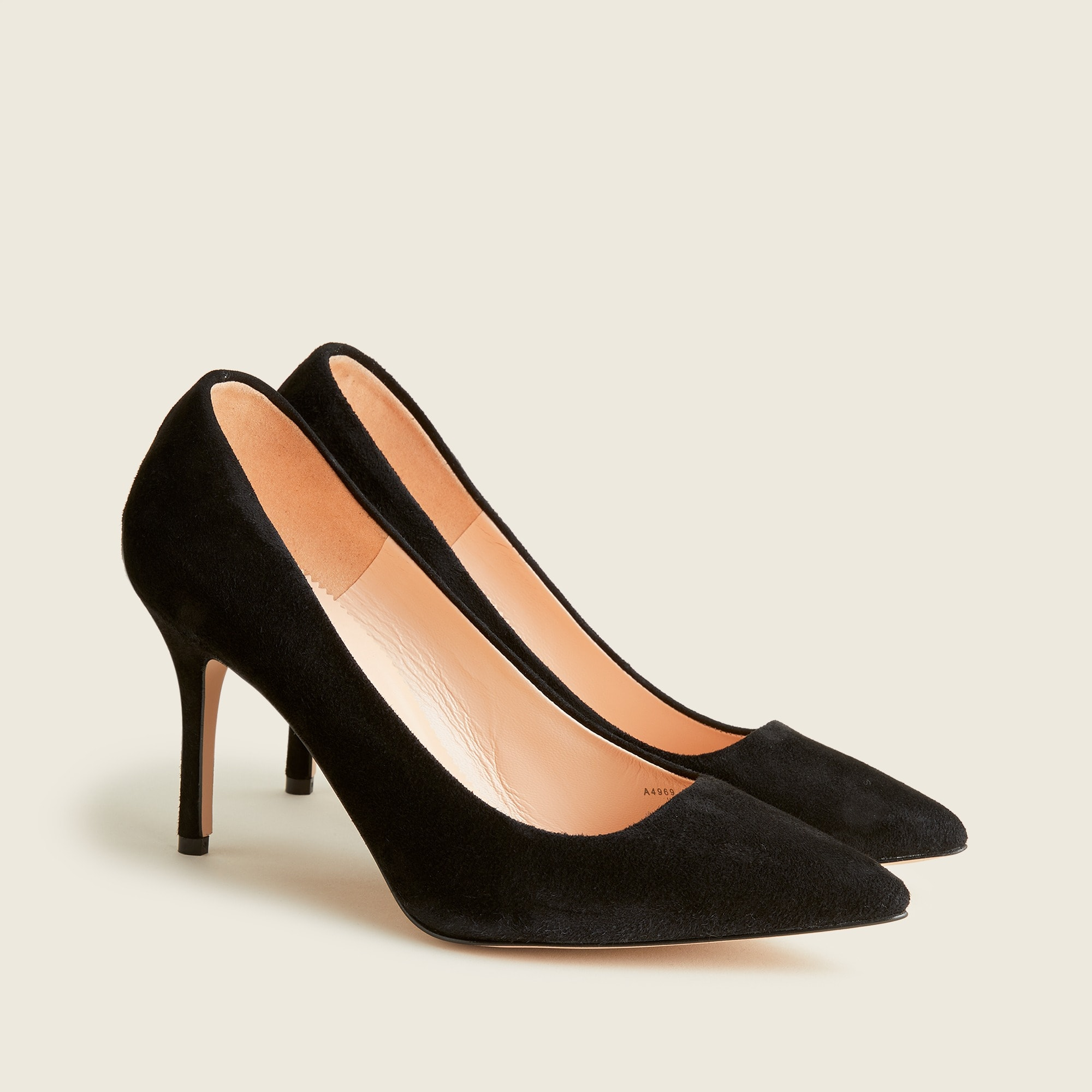 Image 1 for Elsie suede pumps