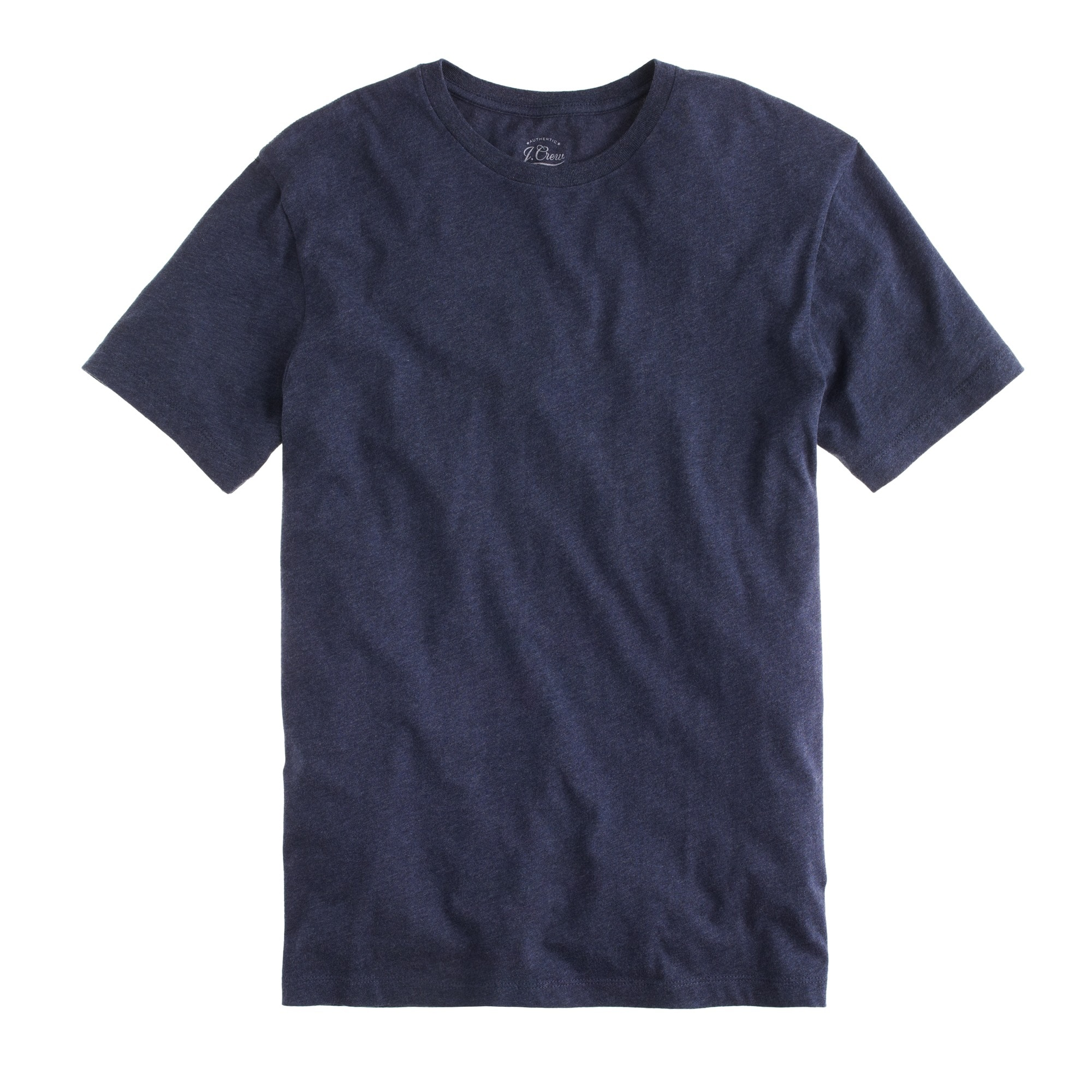 Broken-in T-shirt men j.crew in good company c