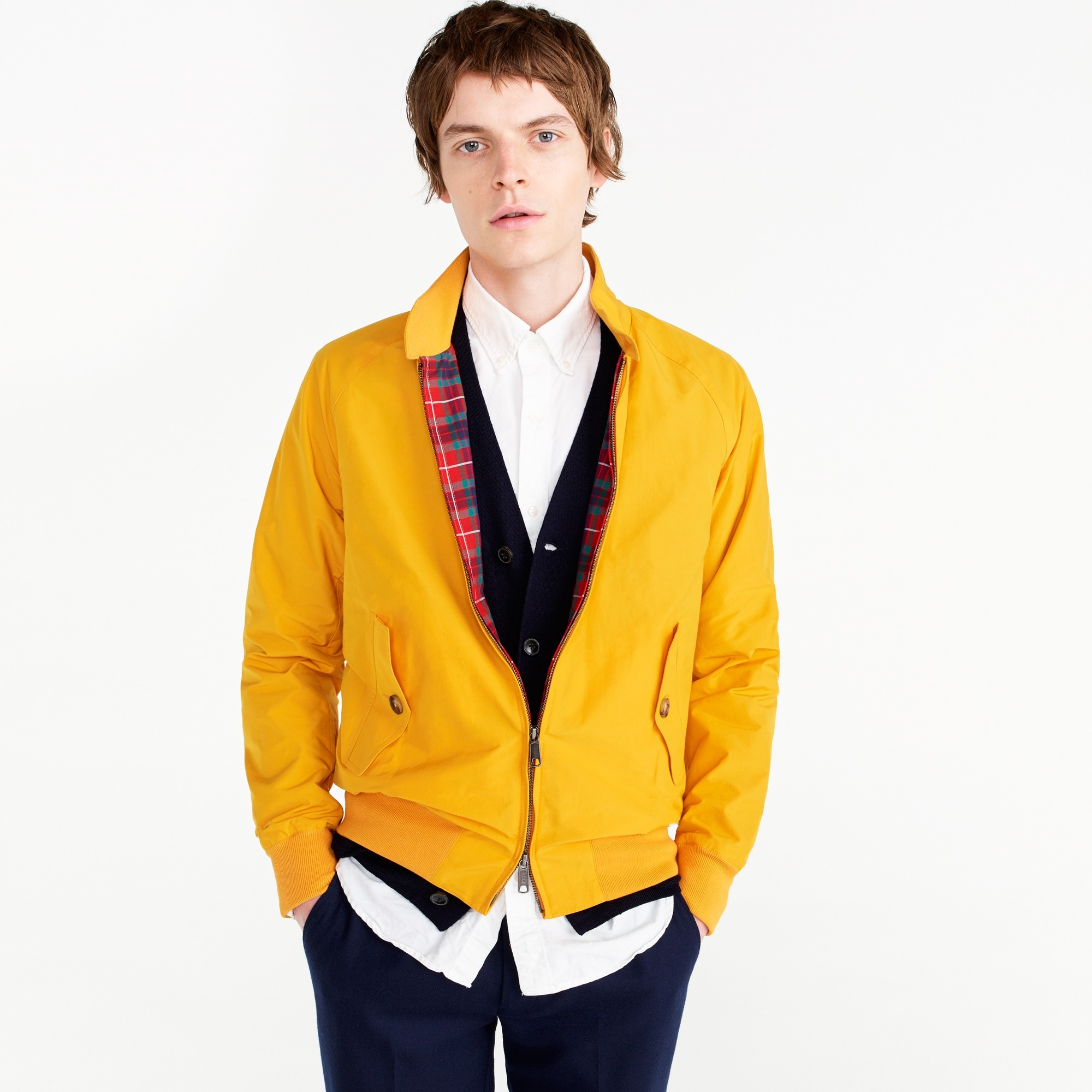 mens Baracuta® G9 Harrington jacket
