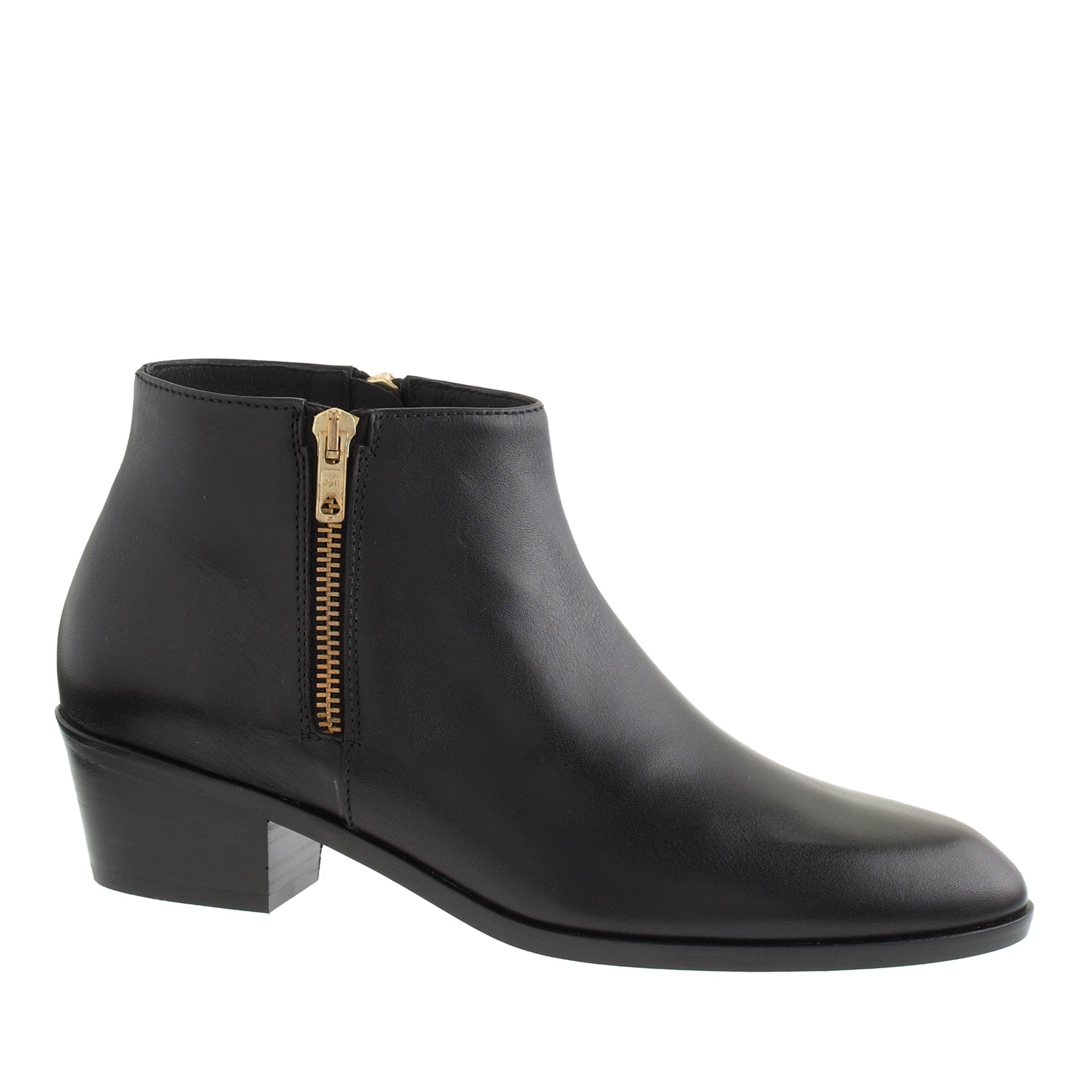 remi double-zip ankle boots : women boots