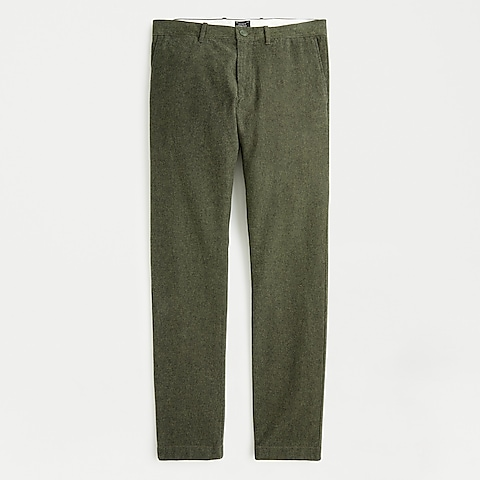 Jcrew 484 Slim-fit pant in stretch brushed twill