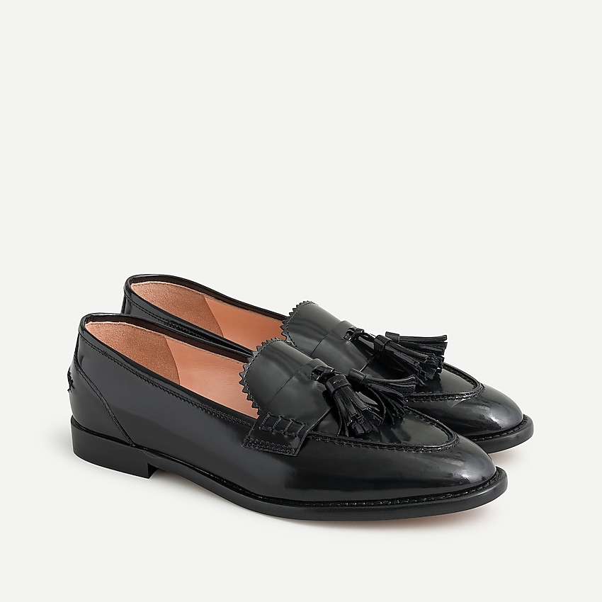 Academy loafers with tassels | J.Crew US
