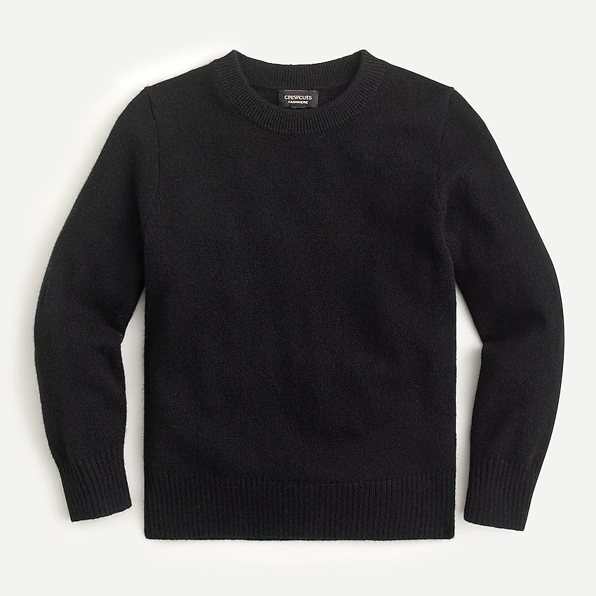 Jcrew Kids cashmere crewneck sweater