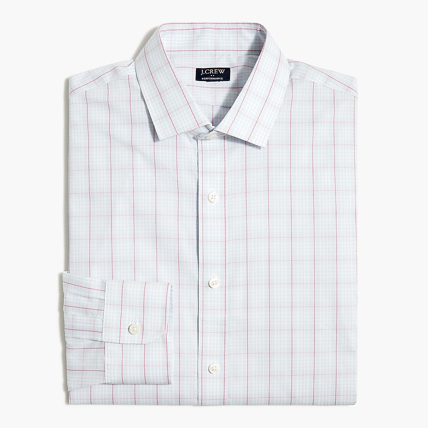factory: performance shirt for men, right side, view zoomed