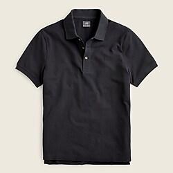 Bowery Egyptian cotton pique polo shirt
