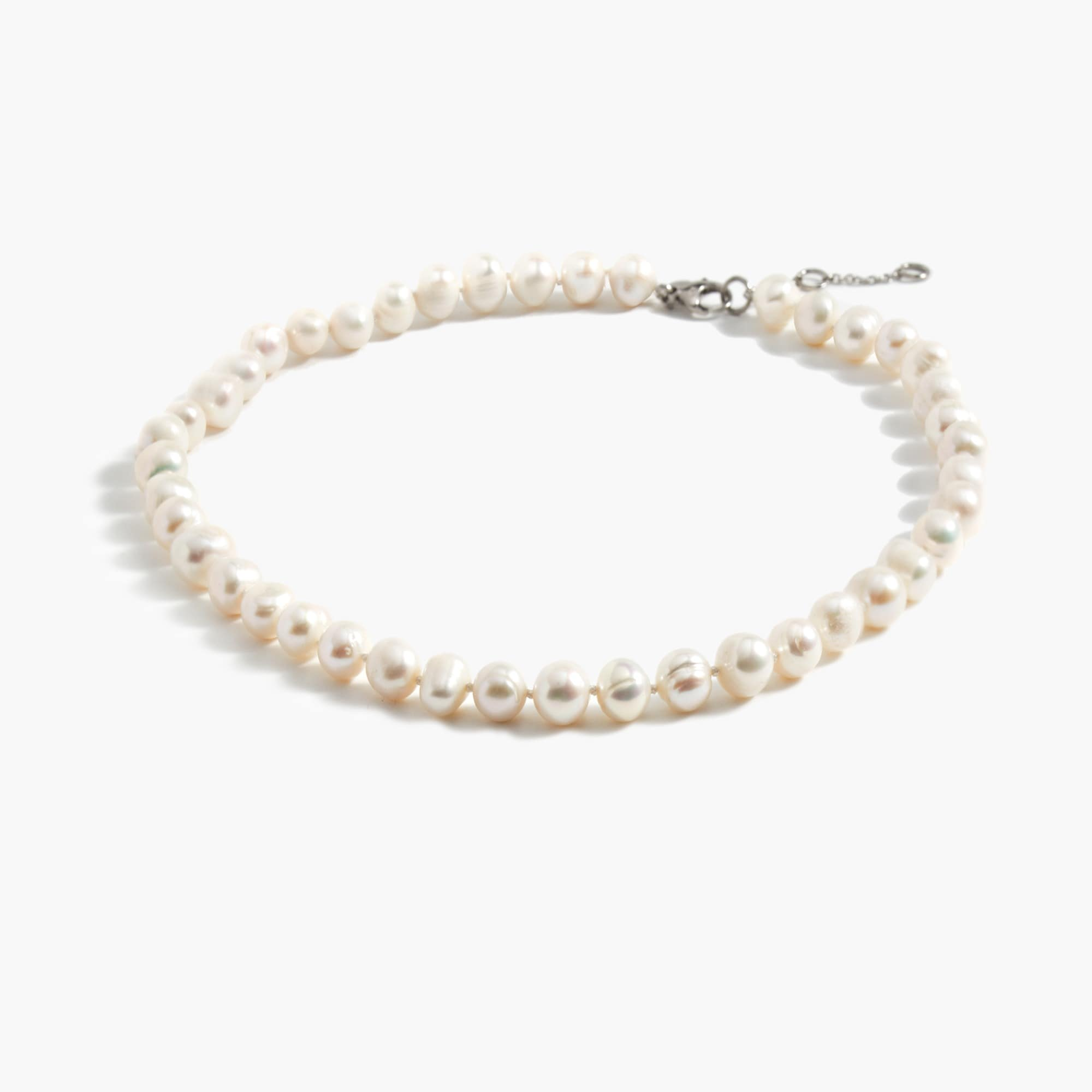 freshwater pearl necklace : women's necklaces