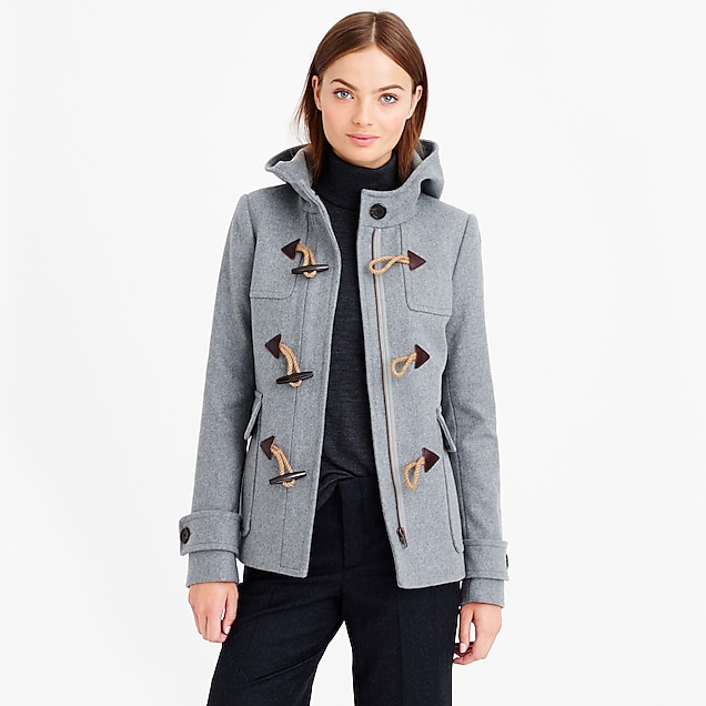 Classic duffle coat : Women Coats & Jackets | J.Crew