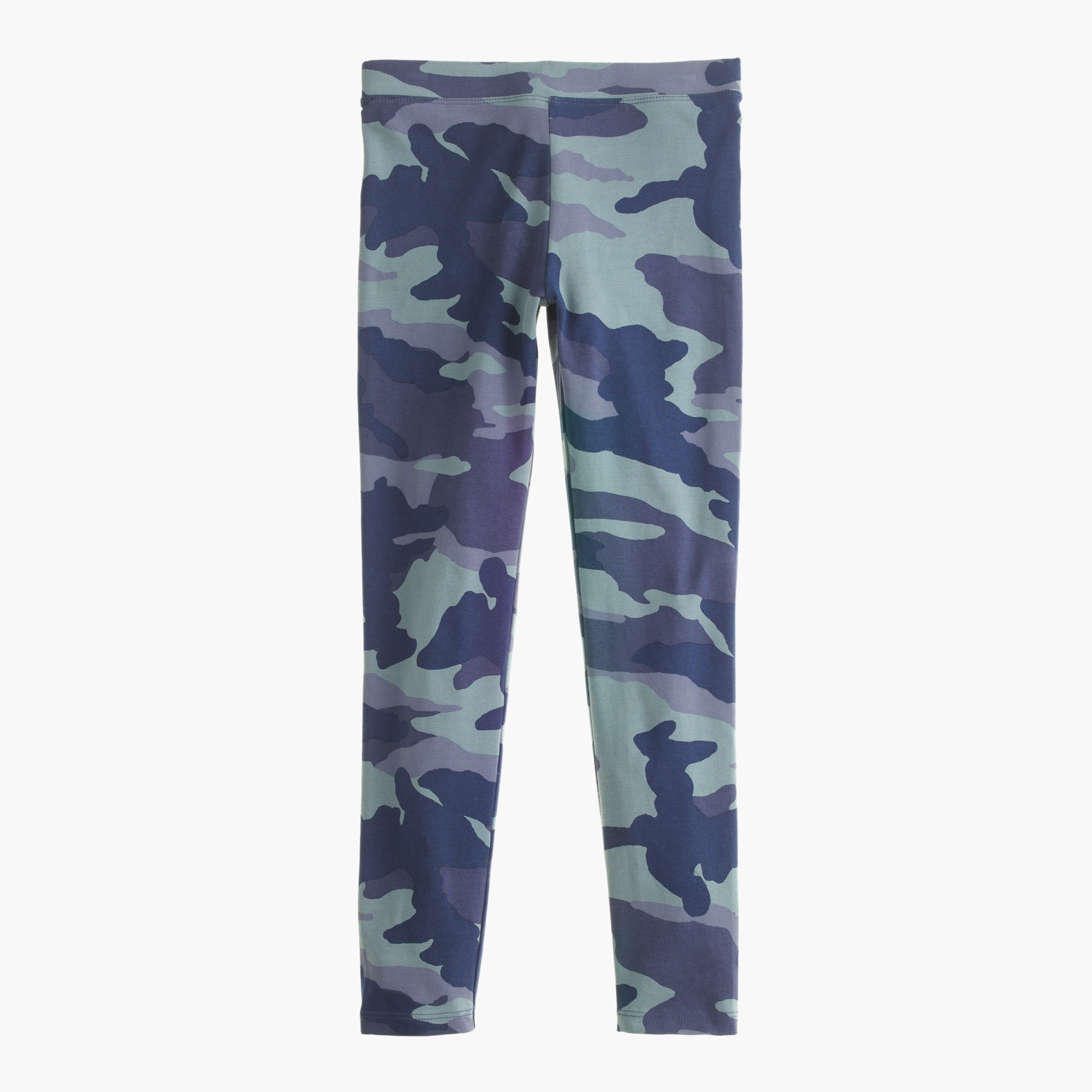 Image 1 for Girls' everyday leggings in camo