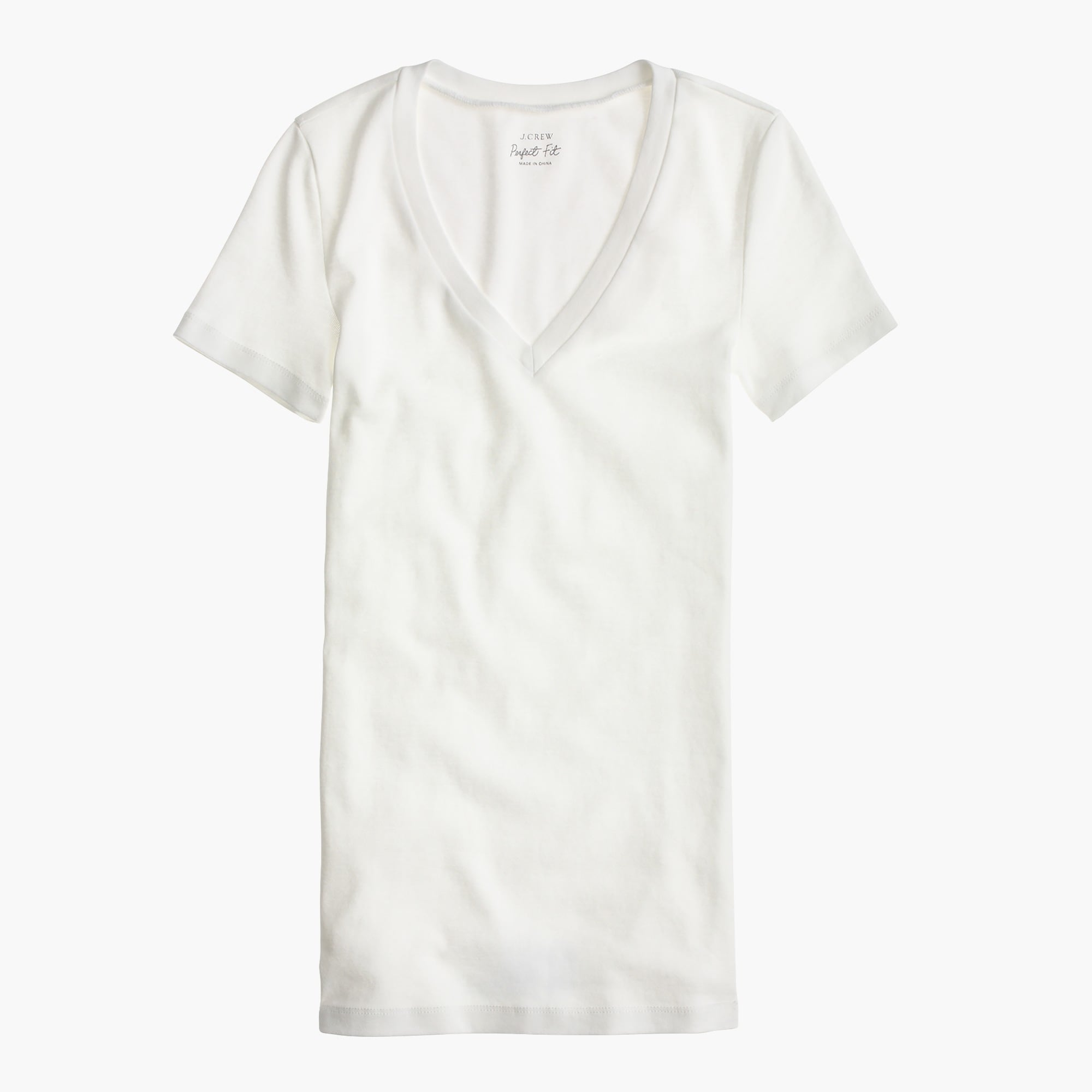 Image 2 for Perfect-fit V-neck T-shirt