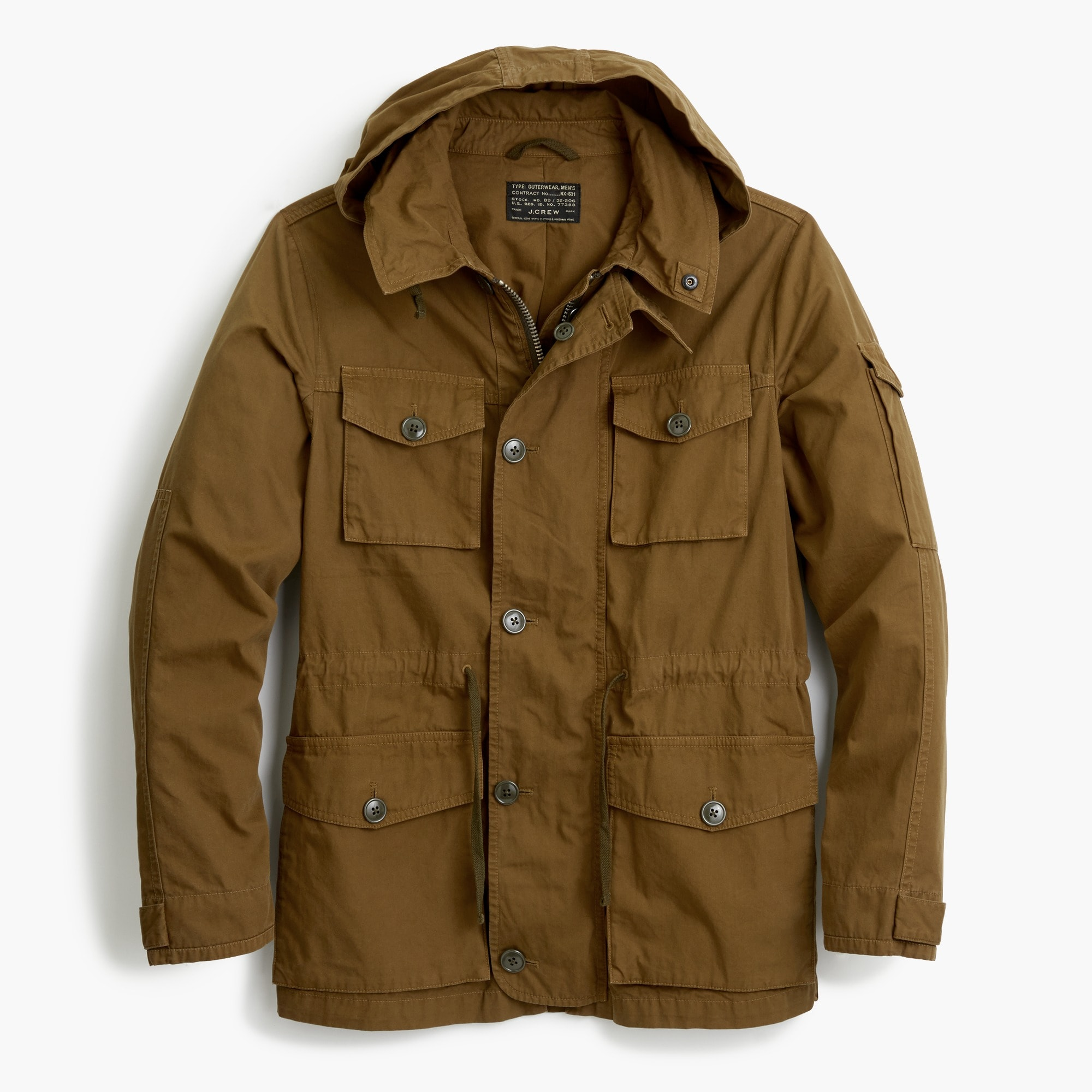 Image 2 for Tall field mechanic jacket