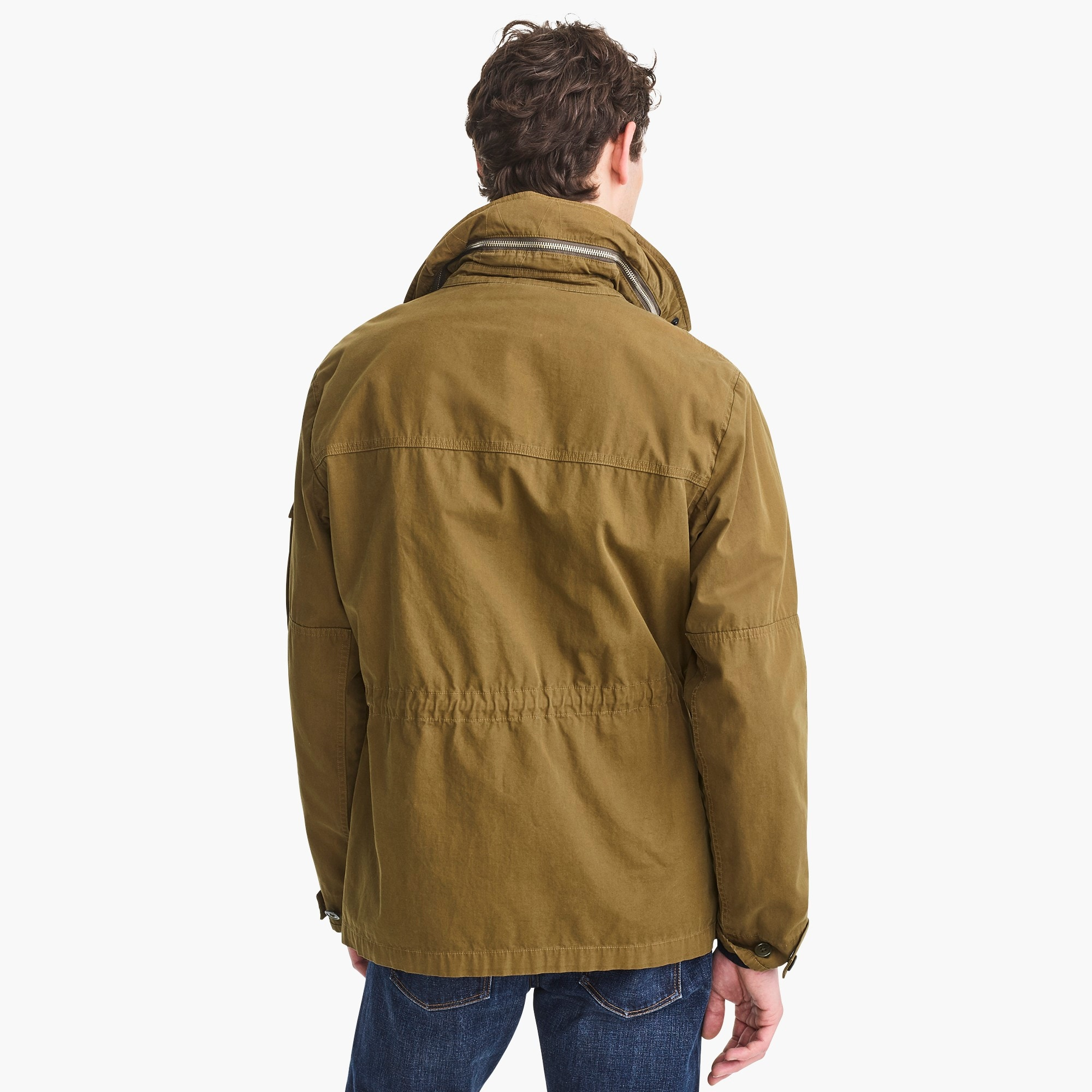 Image 3 for Tall field mechanic jacket